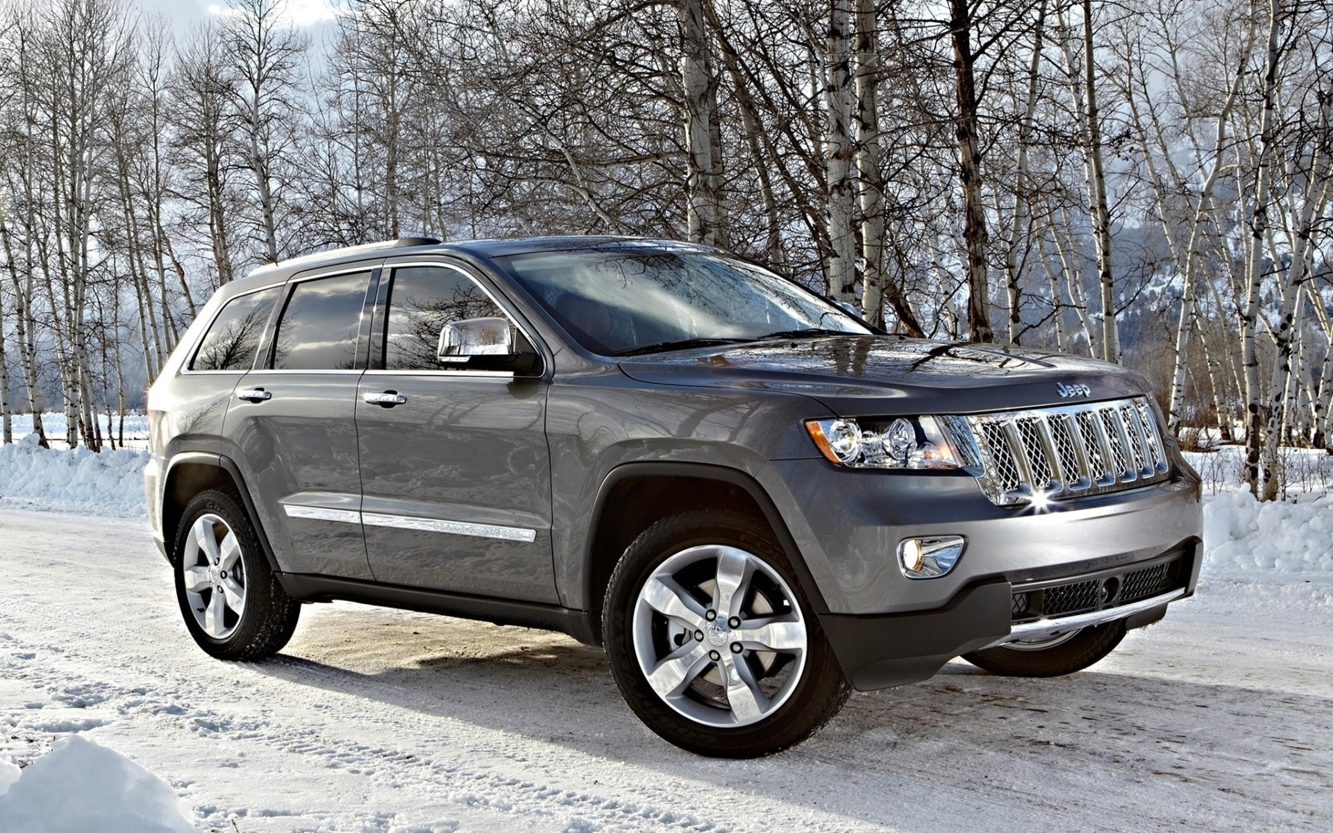 2012 jeep grand cherokee overland summit wallpapers 1920x1200 1203799. Black Bedroom Furniture Sets. Home Design Ideas