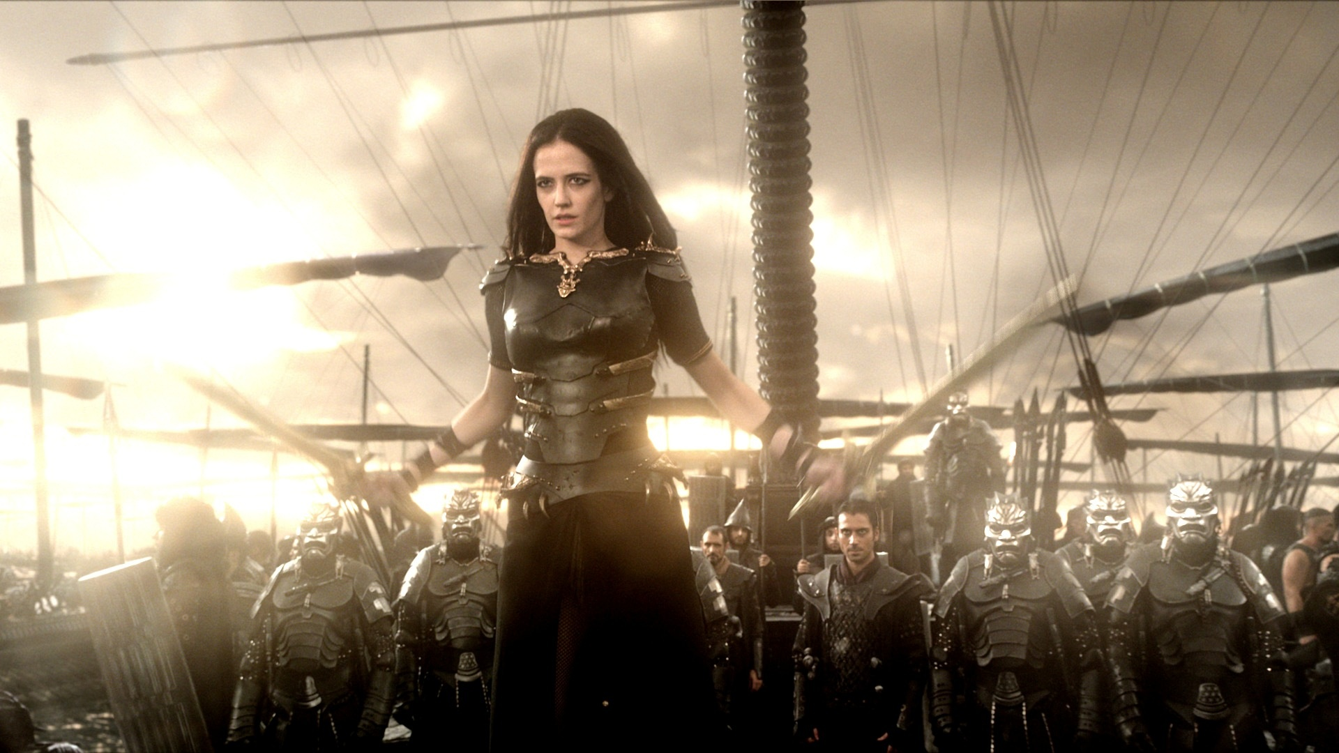 300: Rise Of An Empire Eva Green Wallpapers - 1920x1080 ...