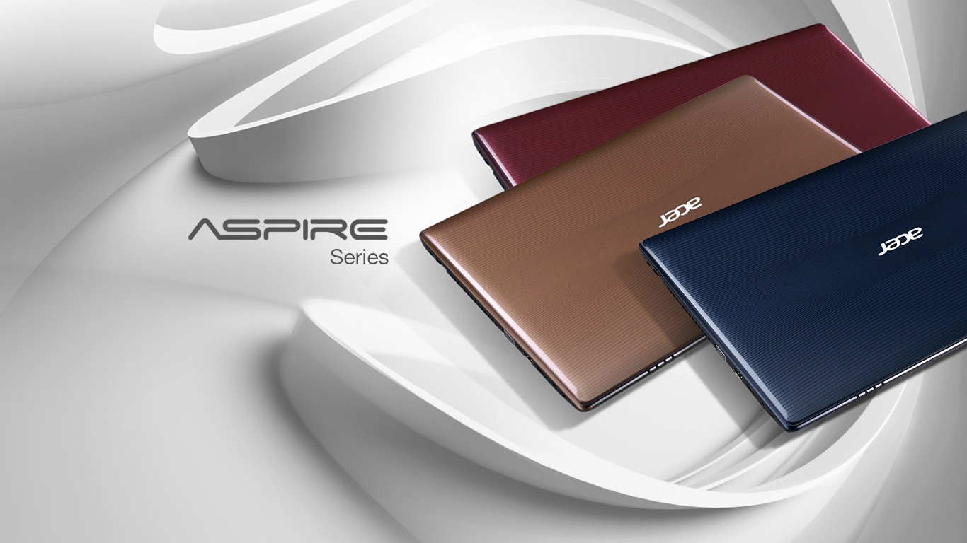Acer Aspire Laptop Wallpapers 1366x768 212553
