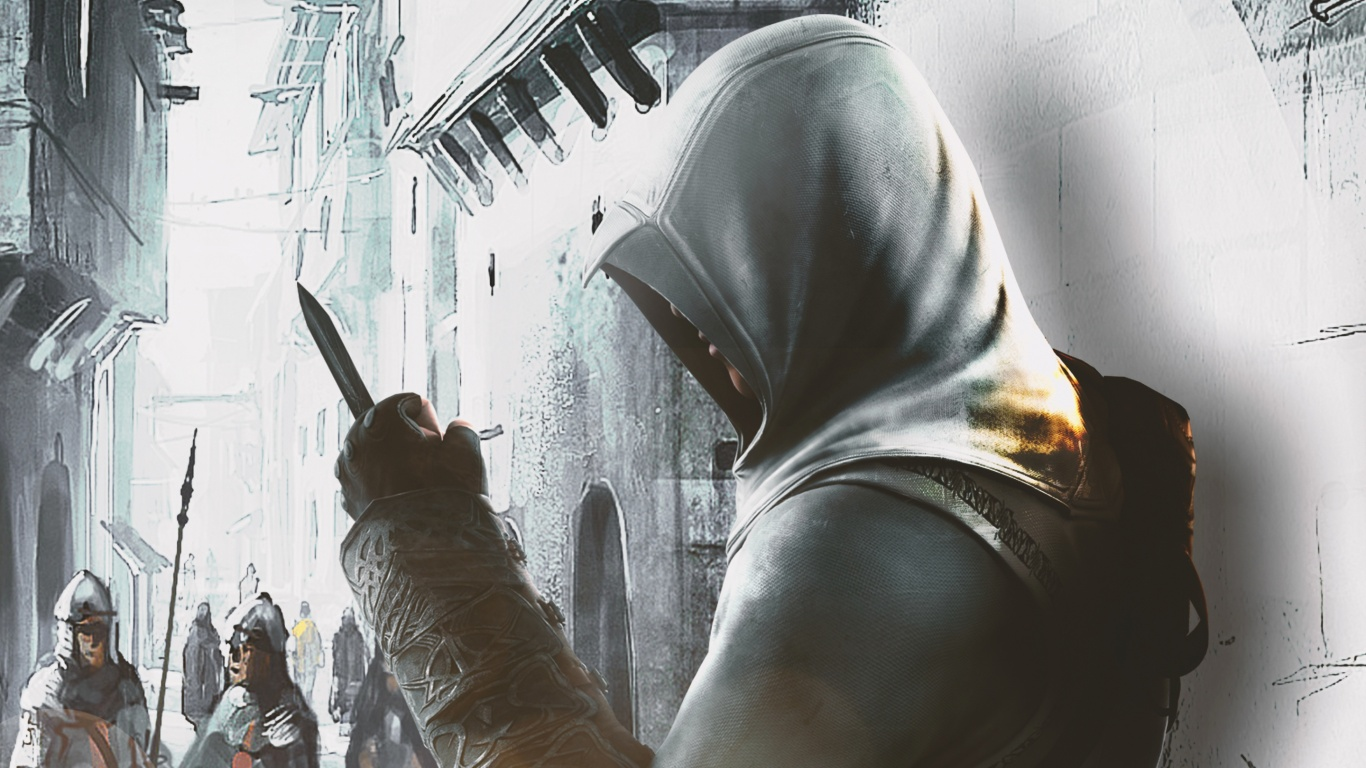 Altair S Assassin S Creed Wallpapers 1366x768 327643