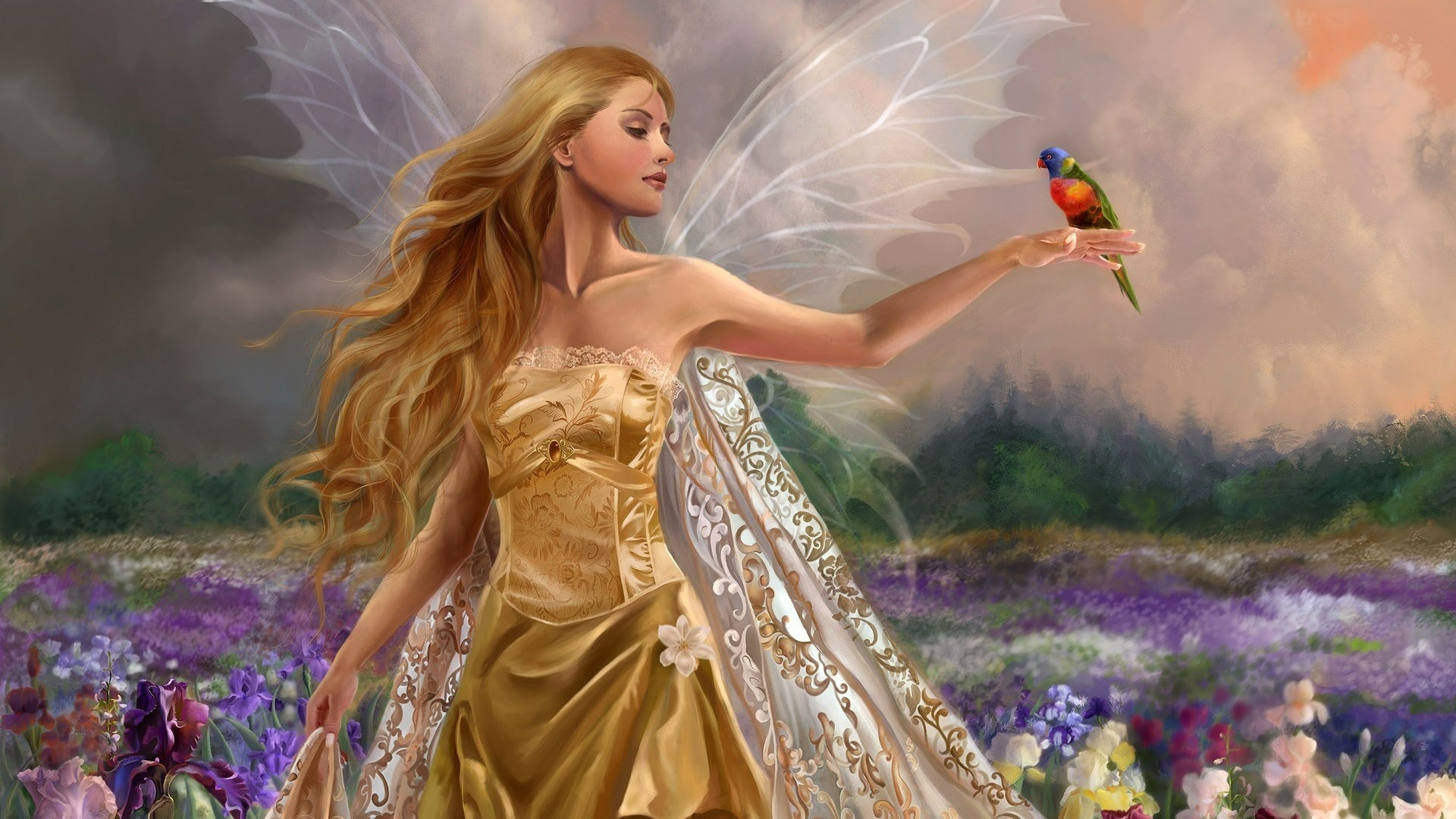 Animated Angel Wallpapers - 1920x1080 - 591074