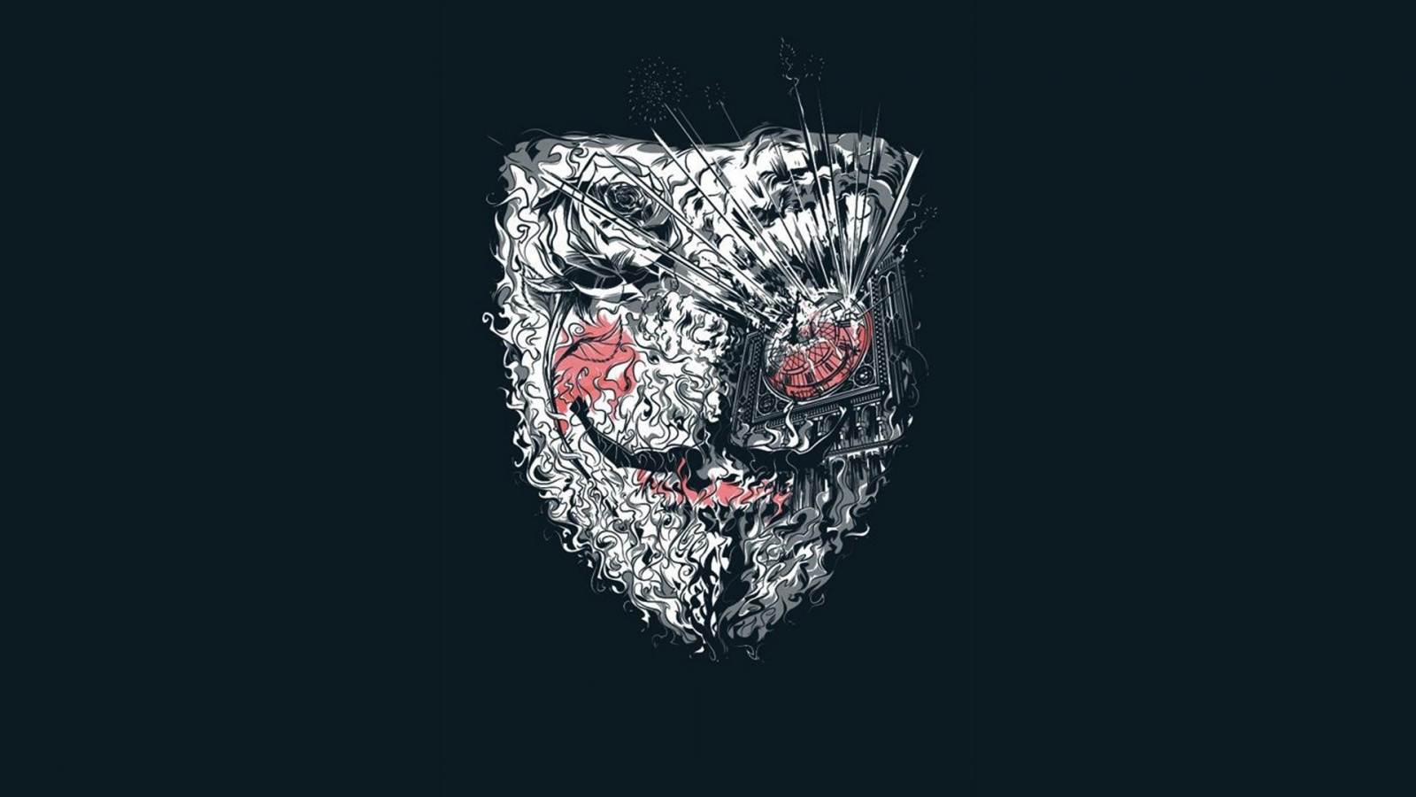 Anonymous v for vendetta artwork wallpapers 1600x900 - Wallpaper picture ...