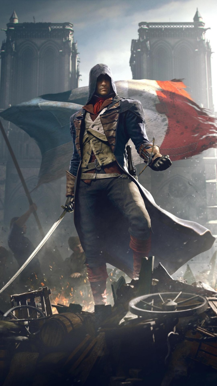 Assassin&#39-s Creed - 720x1280 - 80 Wallpapers