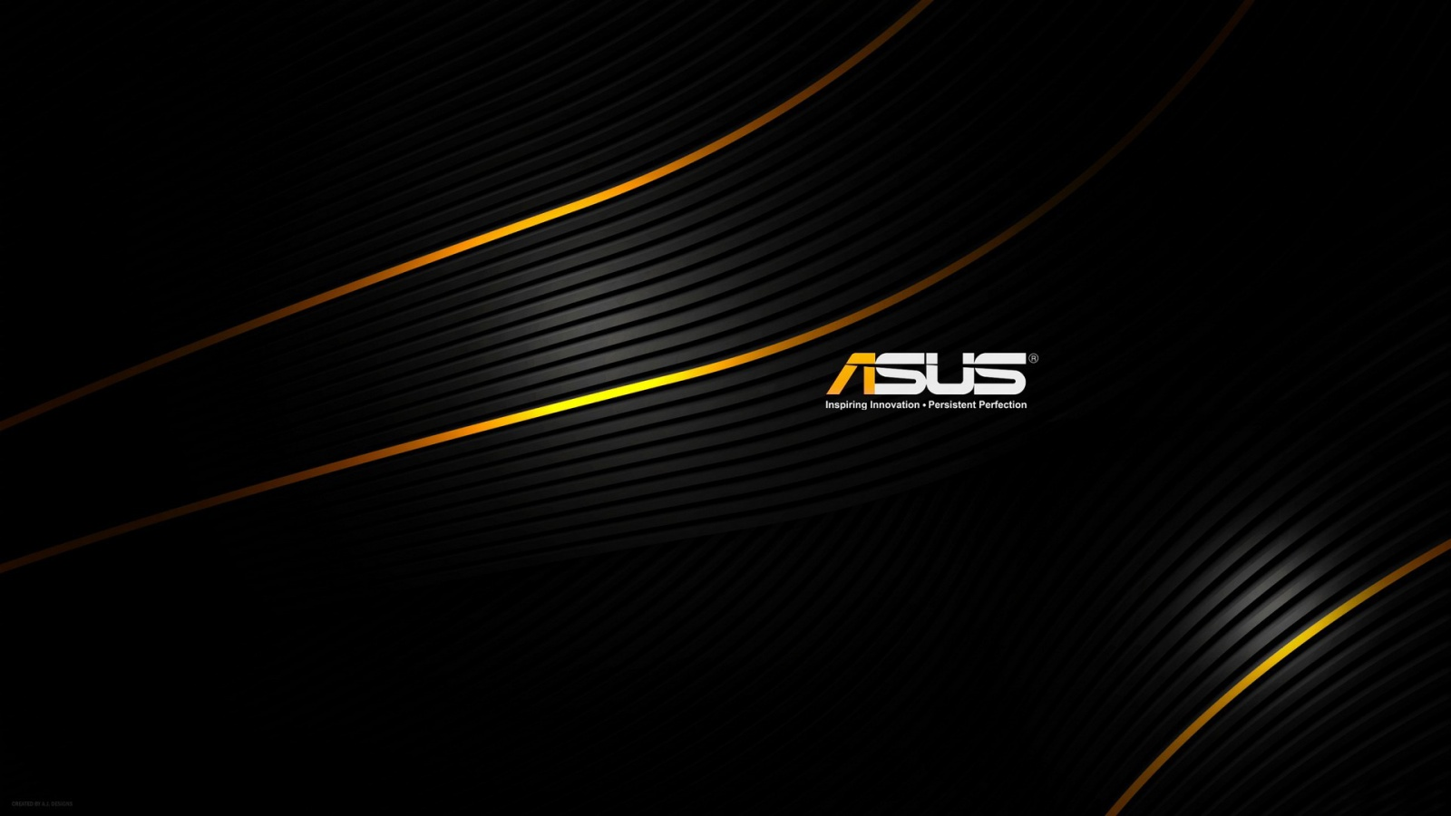 asus black background wallpapers - 1600x900 - 193225
