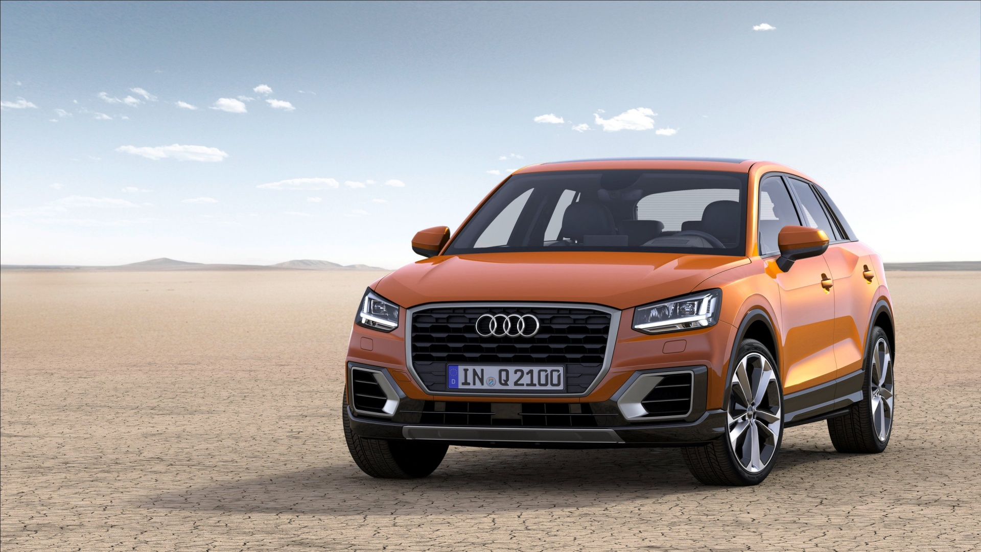 Audi Q2 In Action 2017 Wallpapers 1920x1080 578499