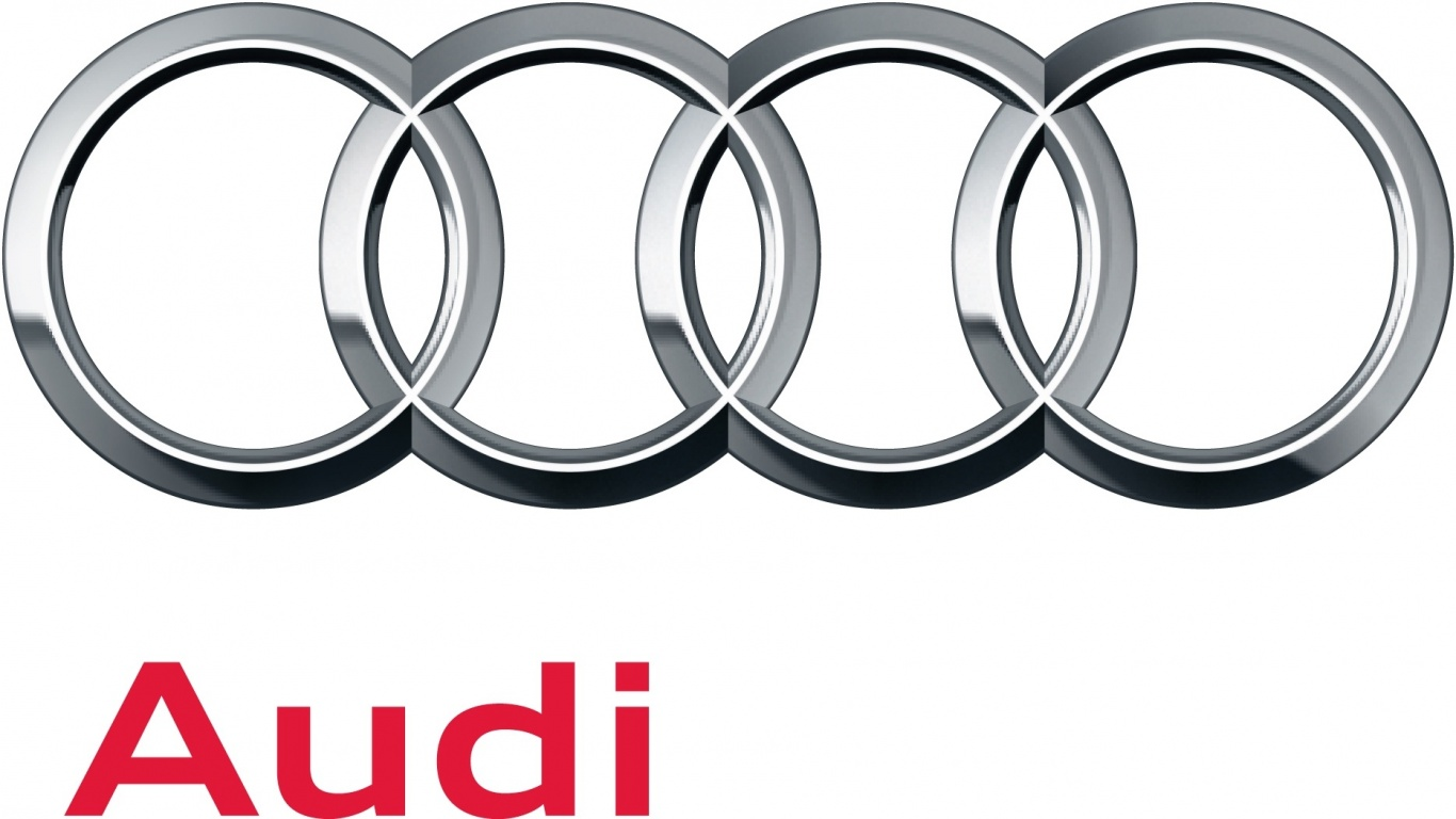 Audi Rings Logo Wallpapers 1366x768 190514