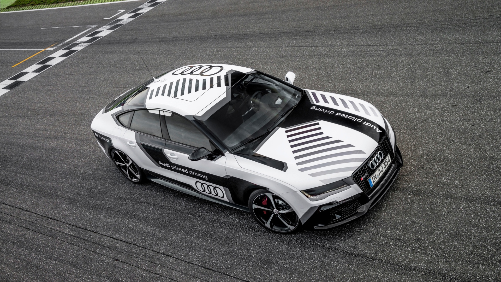 Audi Rs7 2014 Wallpapers 1920x1080 1066066