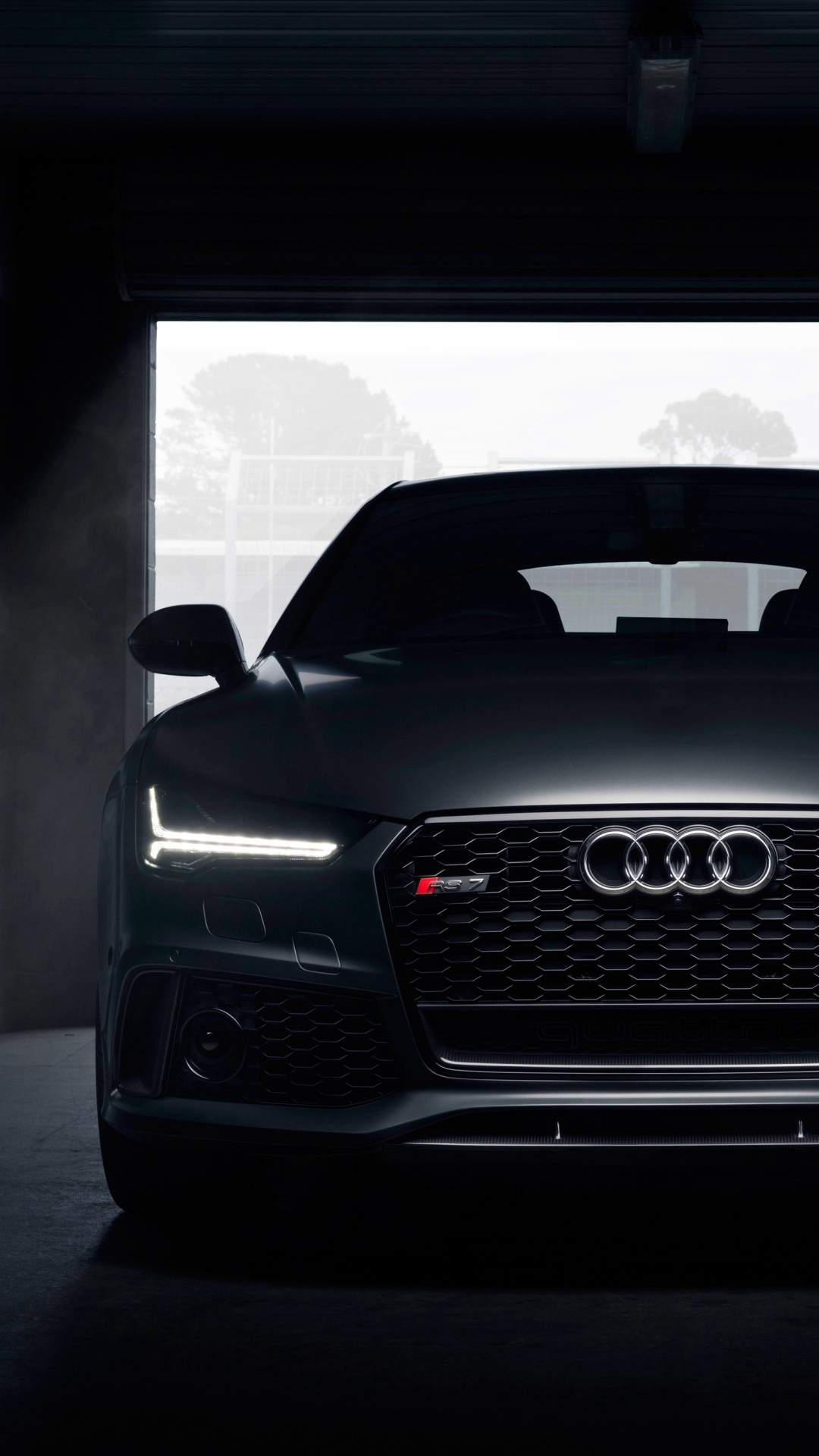 Audi RS 7 Sportback AU Spec 2015 Wallpapers 1080x1920