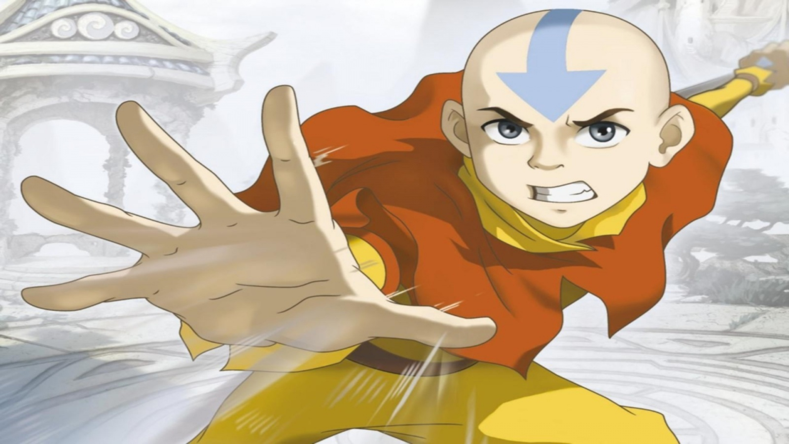avatar airbender wallpaper