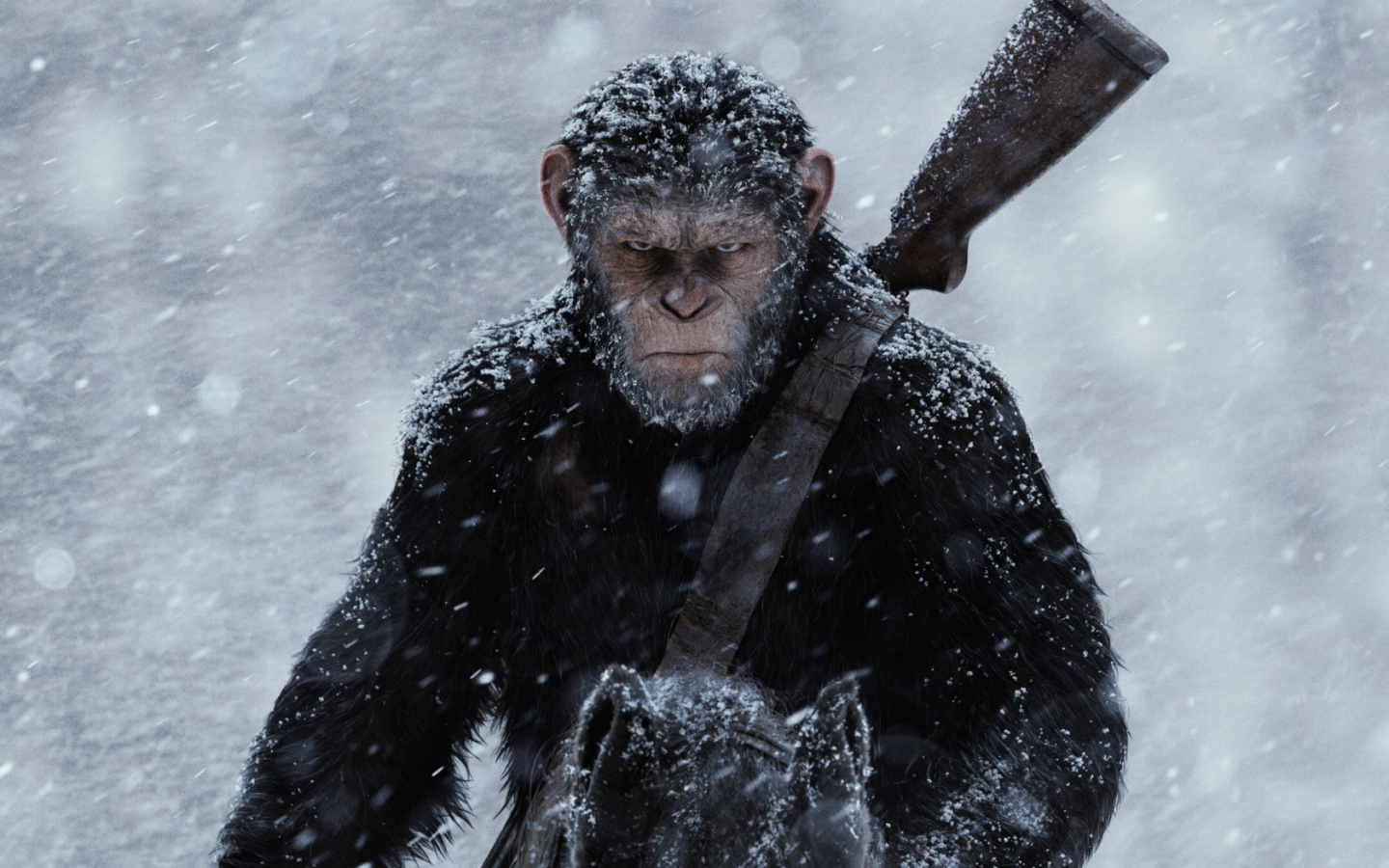 Badass Caesar War For The Planet Of Apes 2017