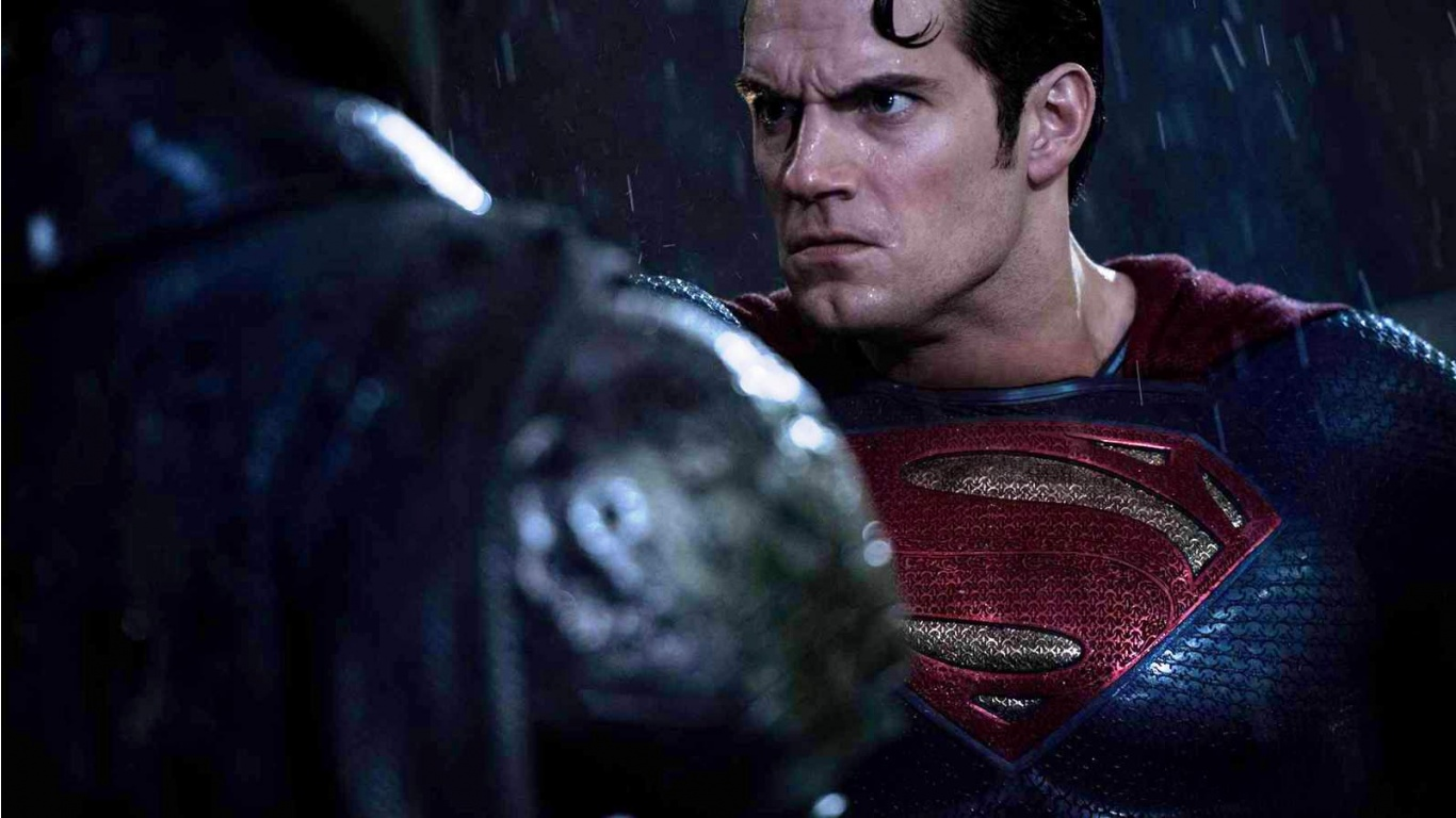 Batman V Superman Angry Henry Cavill Wallpapers 1366x768 235157