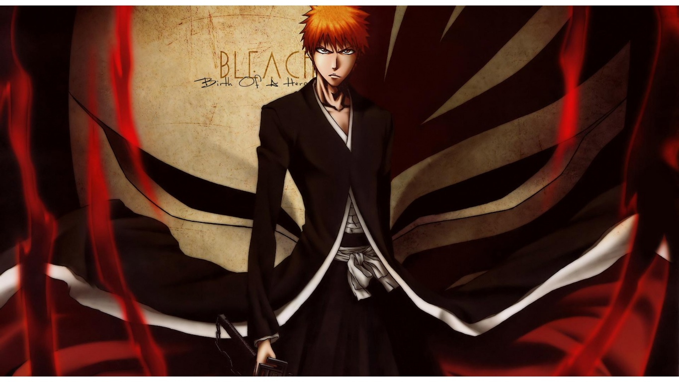 Bleach With Color Wallpapers