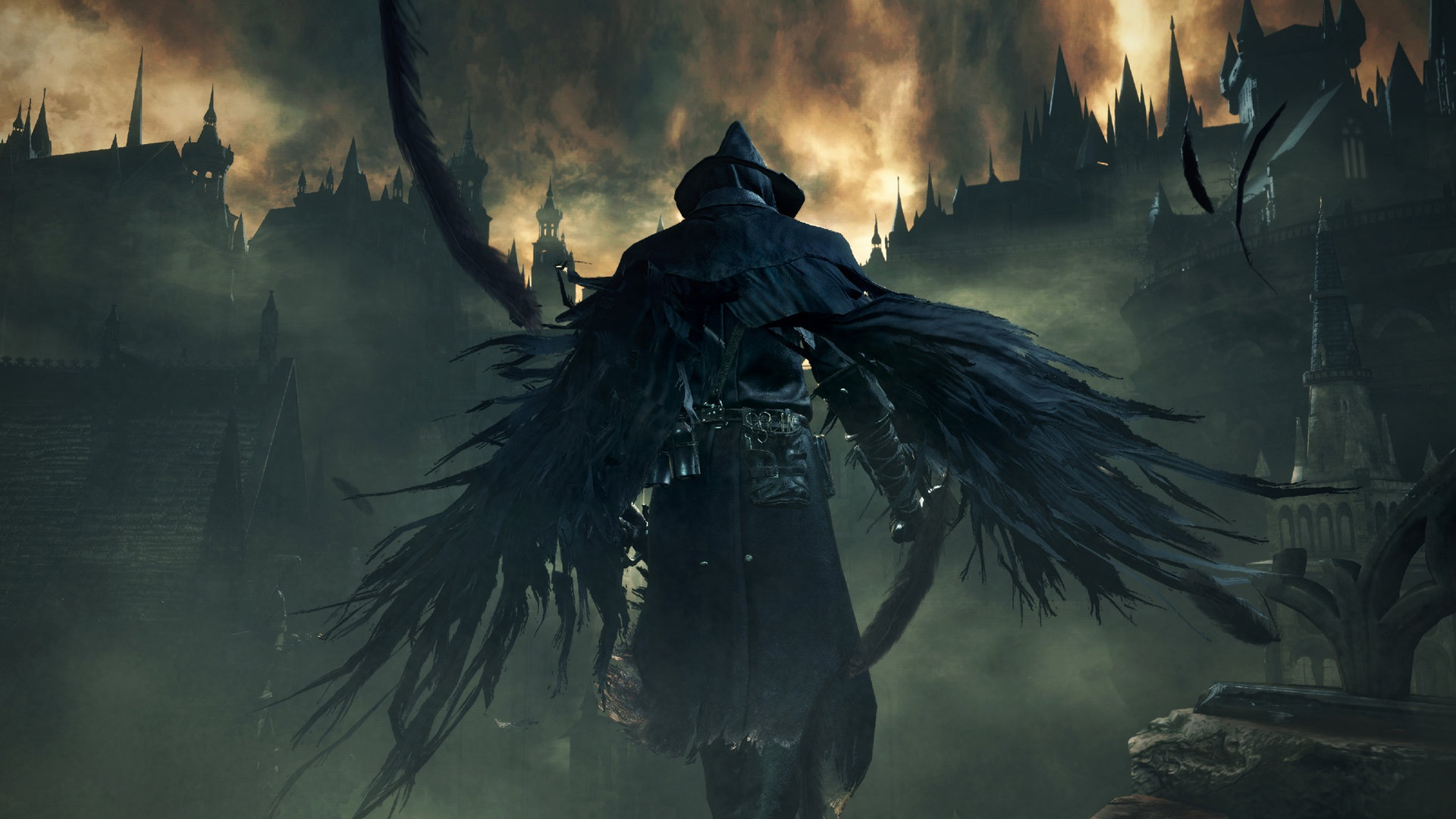 Bloodborne dark souls wallpapers 1920x1080 366738 bloodborne dark souls 1920 x 1080 voltagebd Images