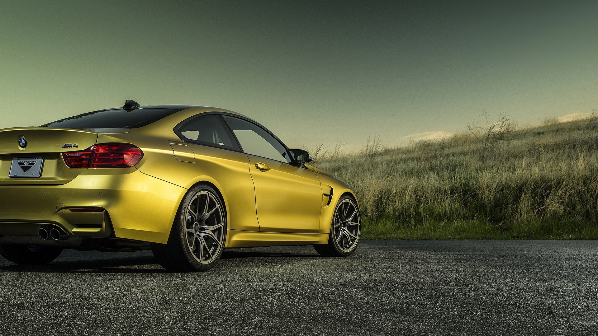 Bmw M4 F82 2014 Wallpapers 1920x1080 955232