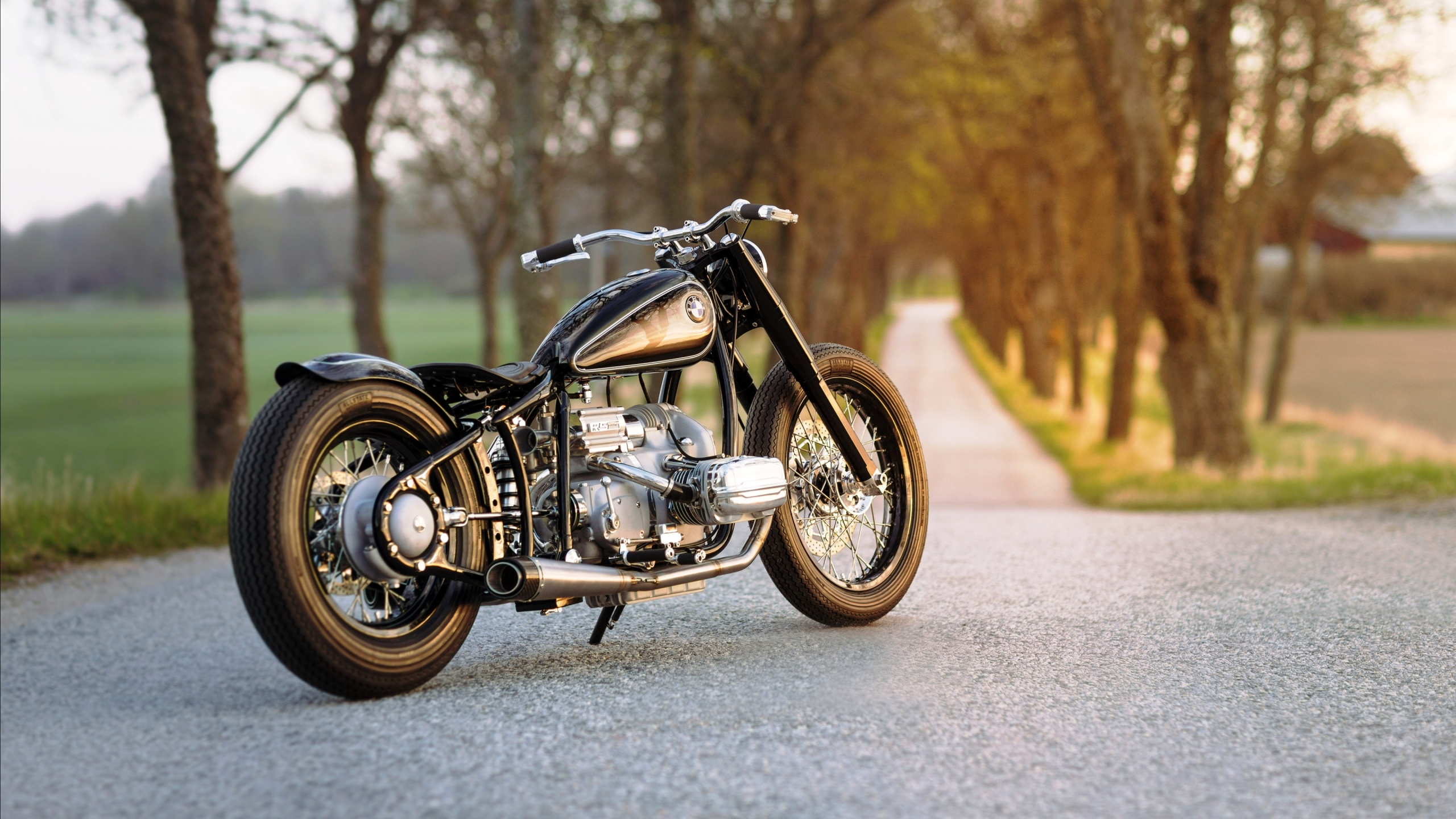 Bmw R >> BMW R5 Hommage Concept Bike Wallpapers - 2560x1440 - 1062308