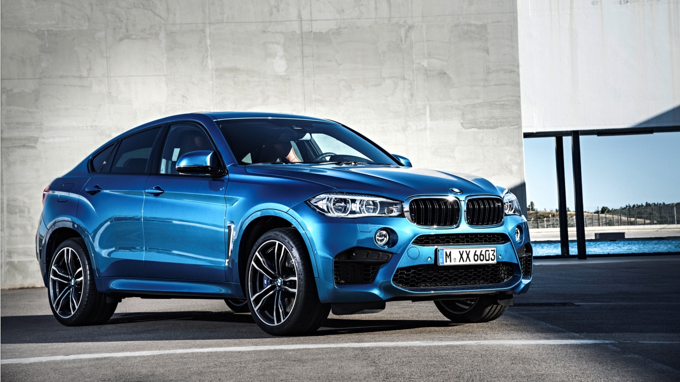 Bmw X5m I X6m 2015 Wallpapers 1366x768 393762