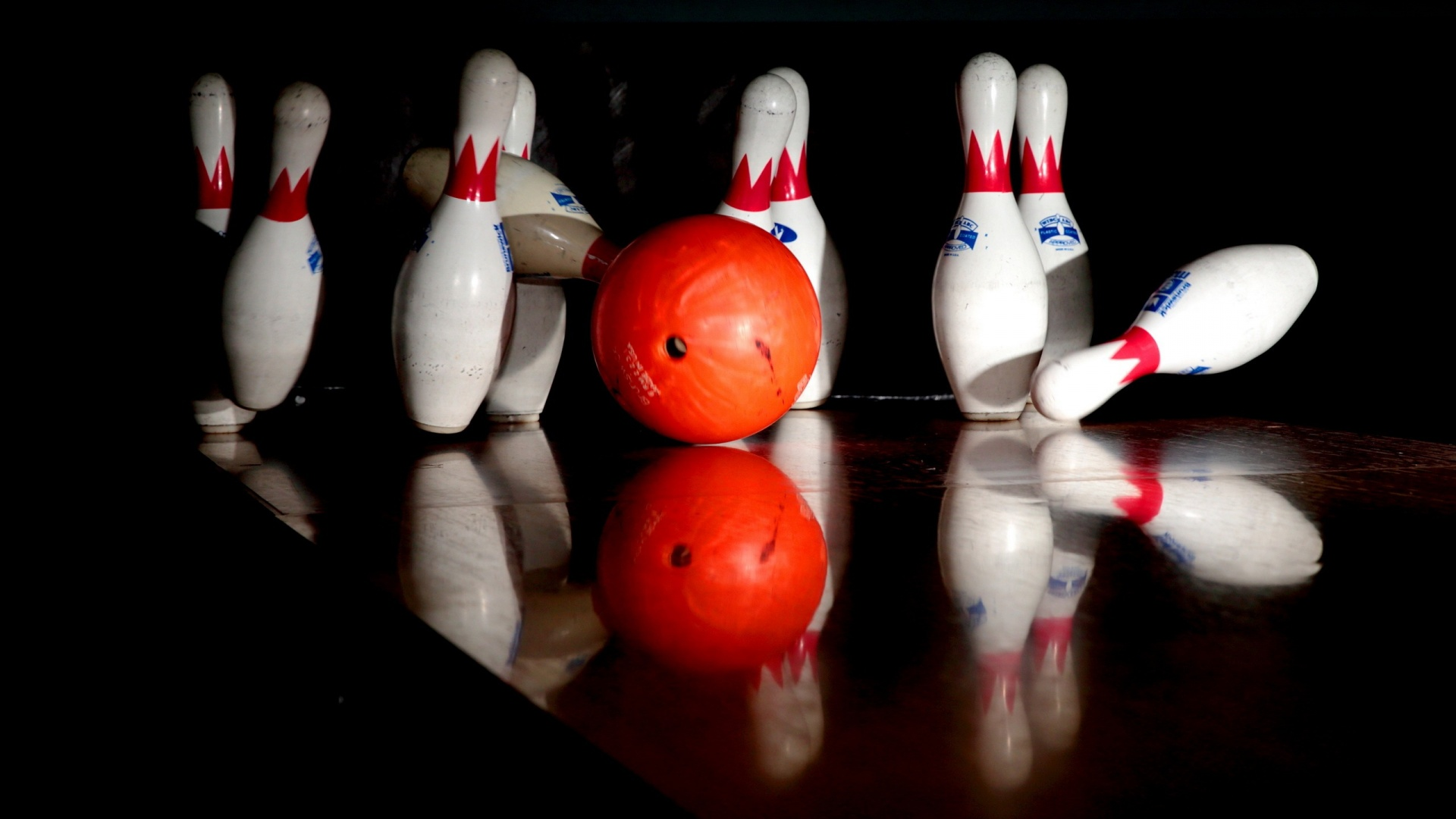 Pin On Sports Wallpaper: Bowling Skittles Sports Wallpapers
