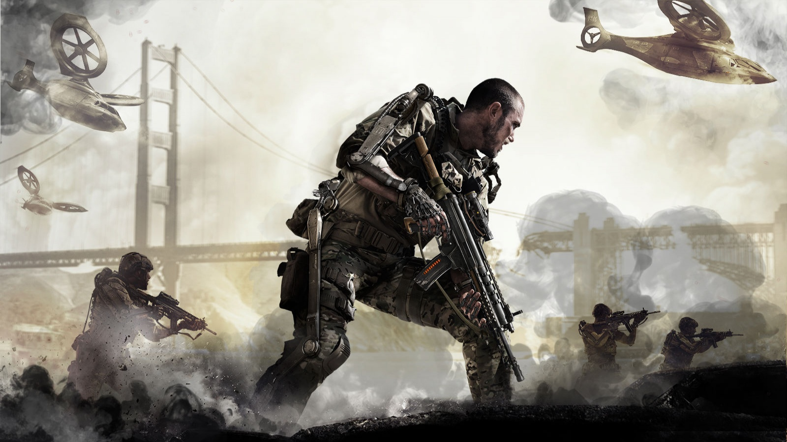 fotos call of duty advanced warfare wallpapers and