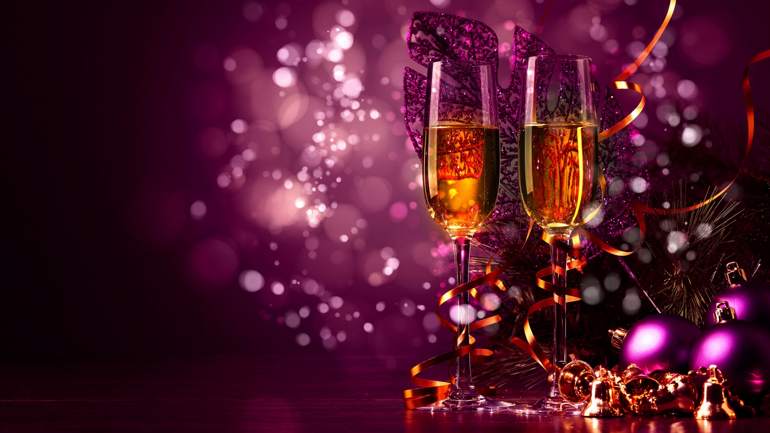 Champagne At New Year Party | 2560 x 1440 | Download | Close: https://www.bhmpics.com/view-champagne_at_new_year_party-2560x1440...