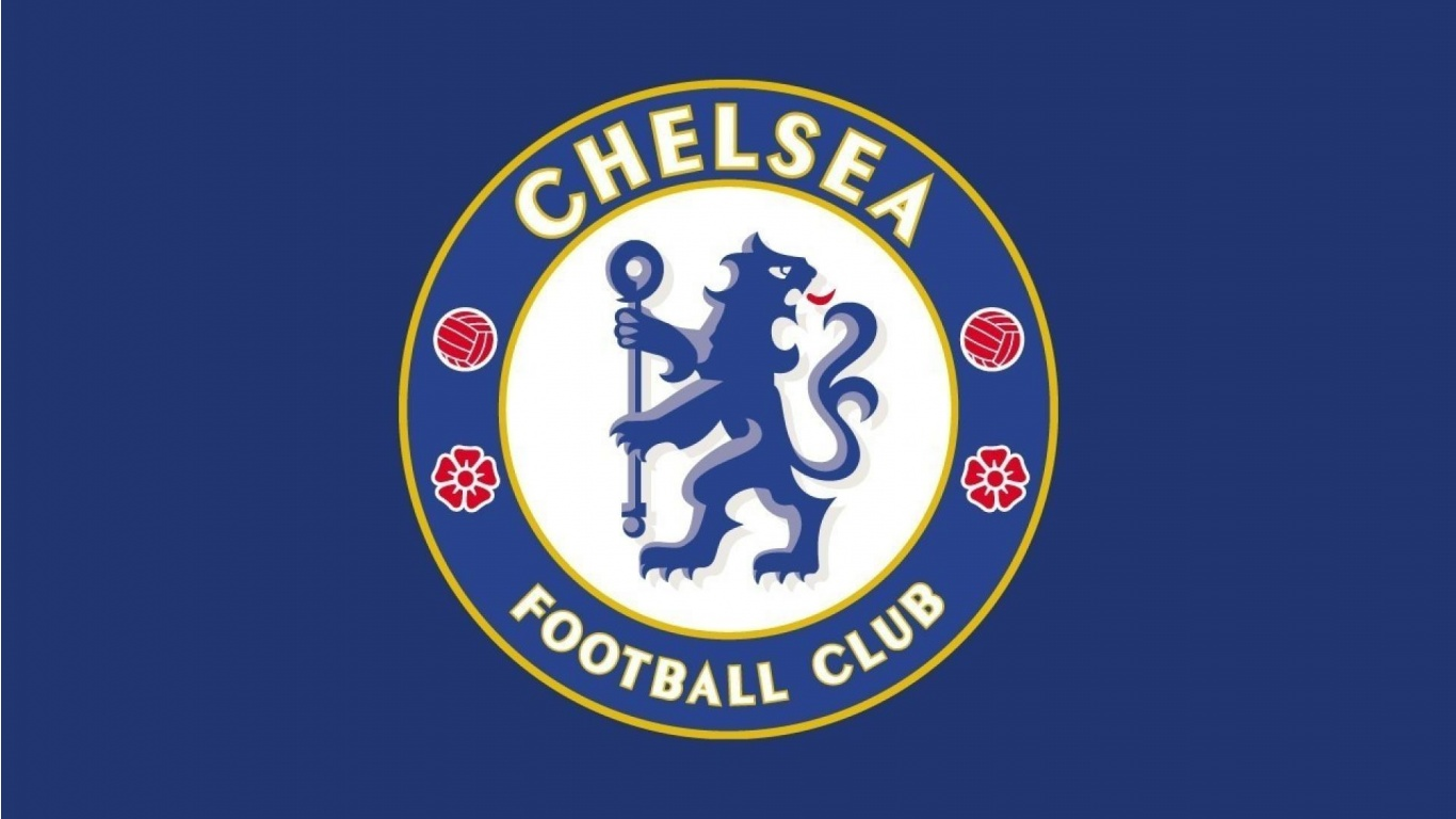 Chelsea Football Club Logo Wallpapers - 1366x768 - 162303
