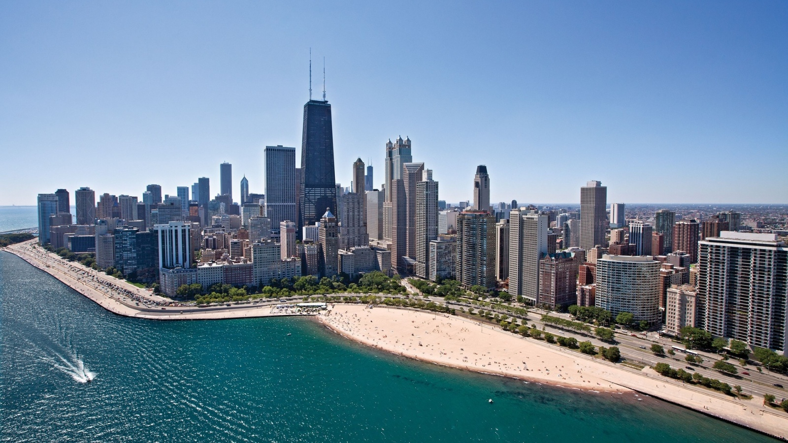 Chicago Beaches   1600...