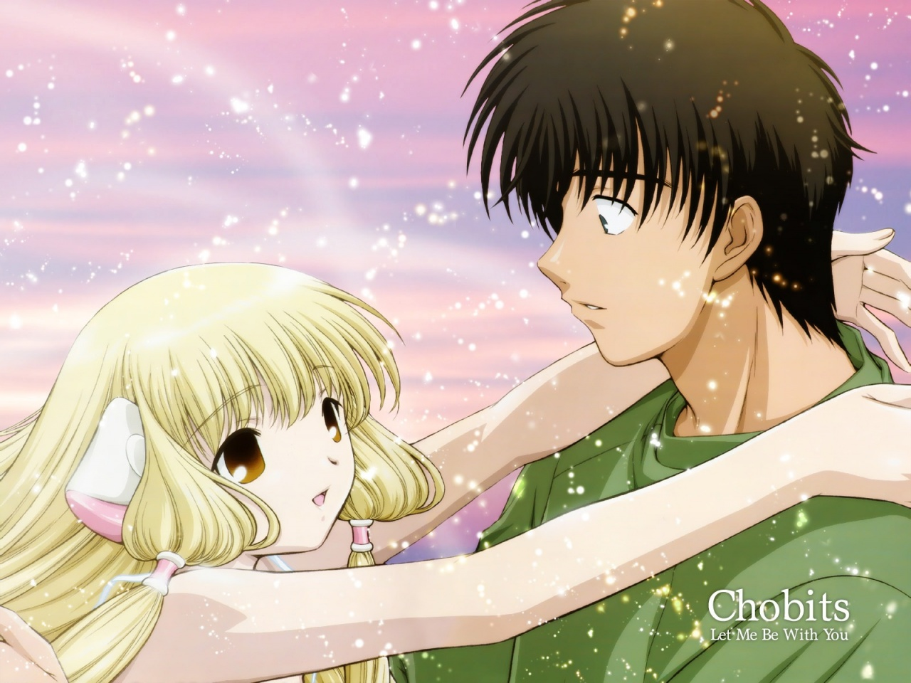 Chii And Hideki Wallpapers - 1280x960 - 317410