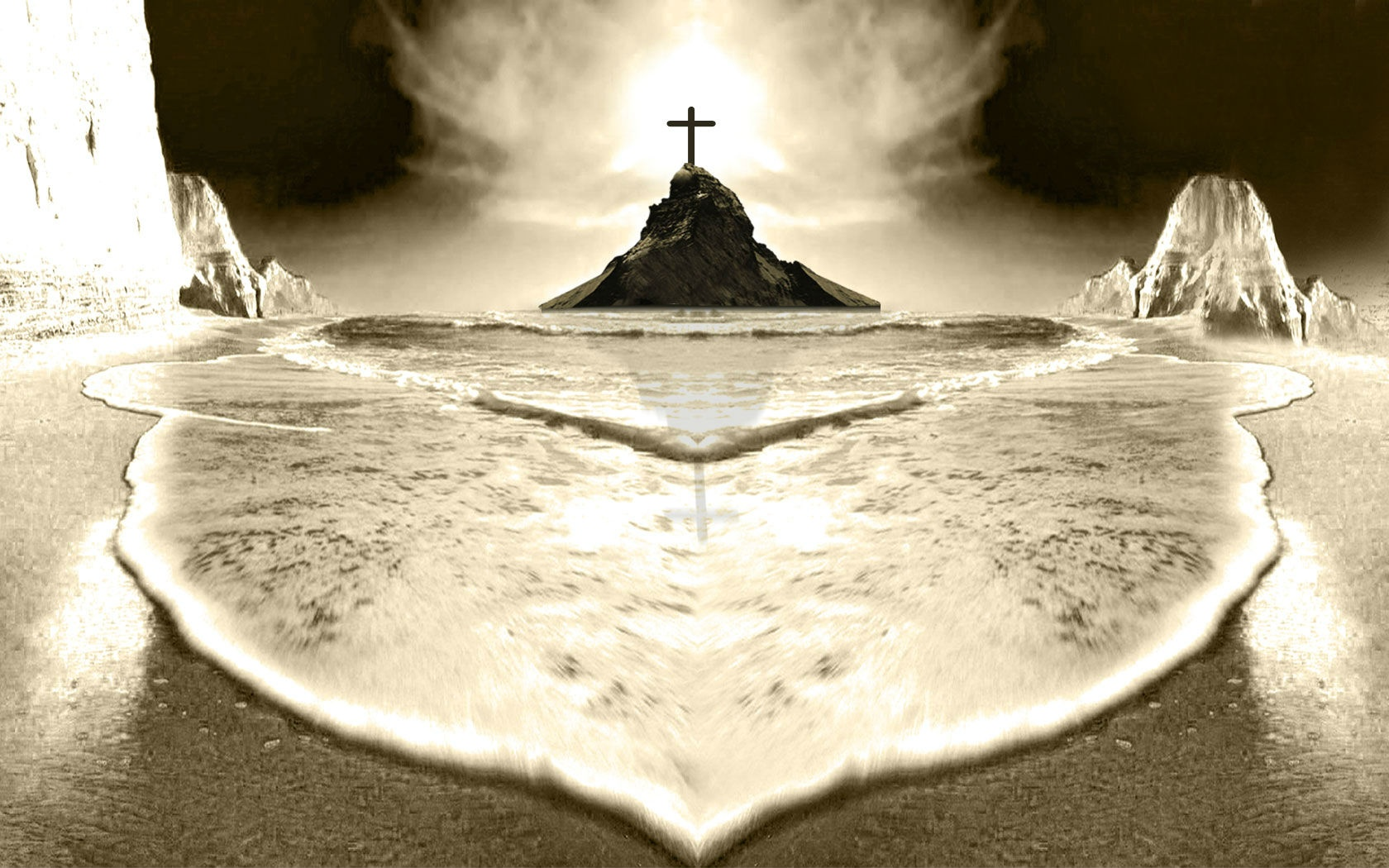 Crossmap Christian Backgrounds and Christian Wallpaper