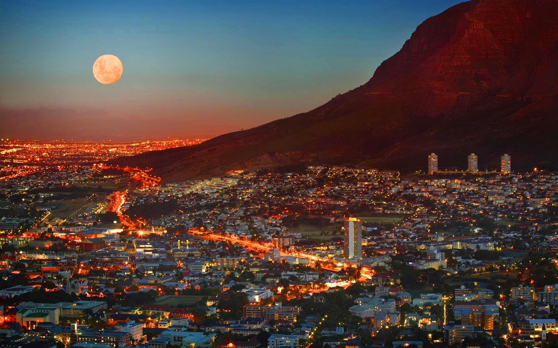 City Of Cape Town: City Of Cape Town South Africa Wallpapers