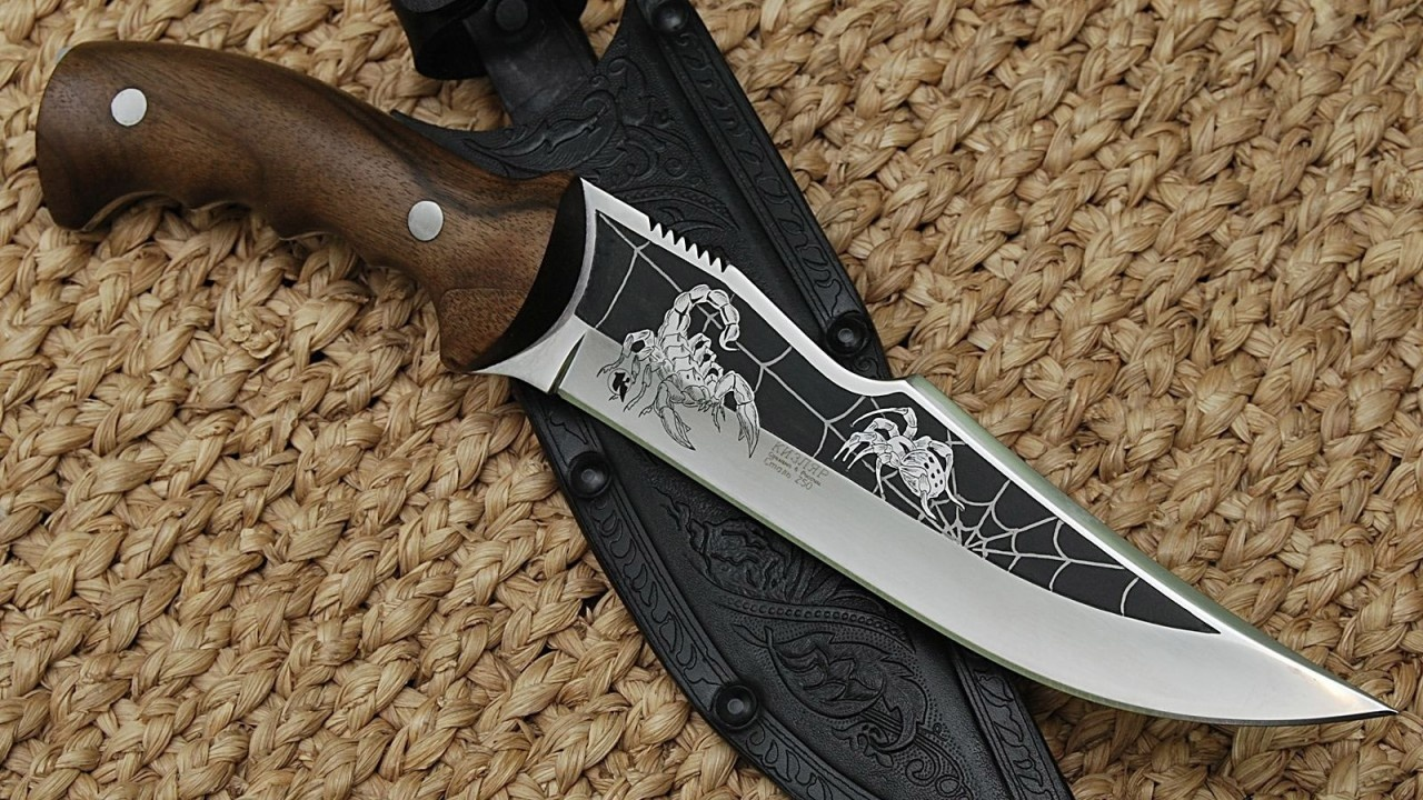 Cold Steel Dagger Knives Wallpapers  1280x720 441932