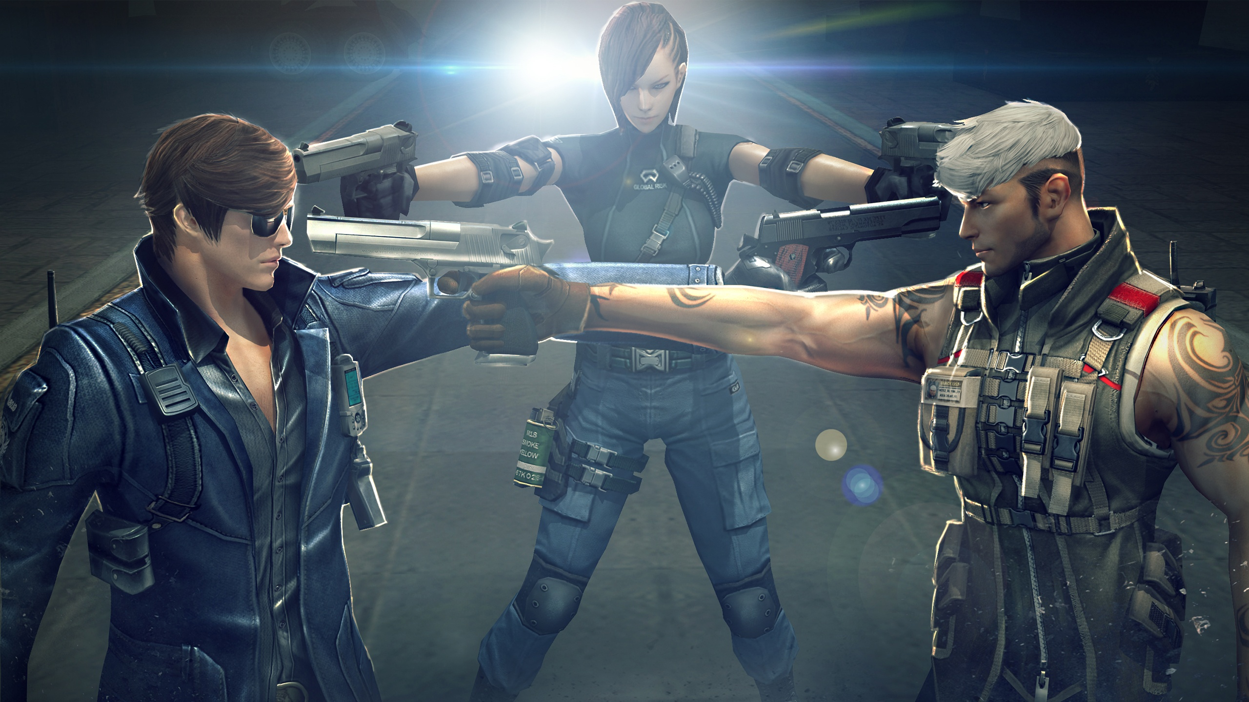 Cross Fire Free For All Wallpapers 2560x1440 931393