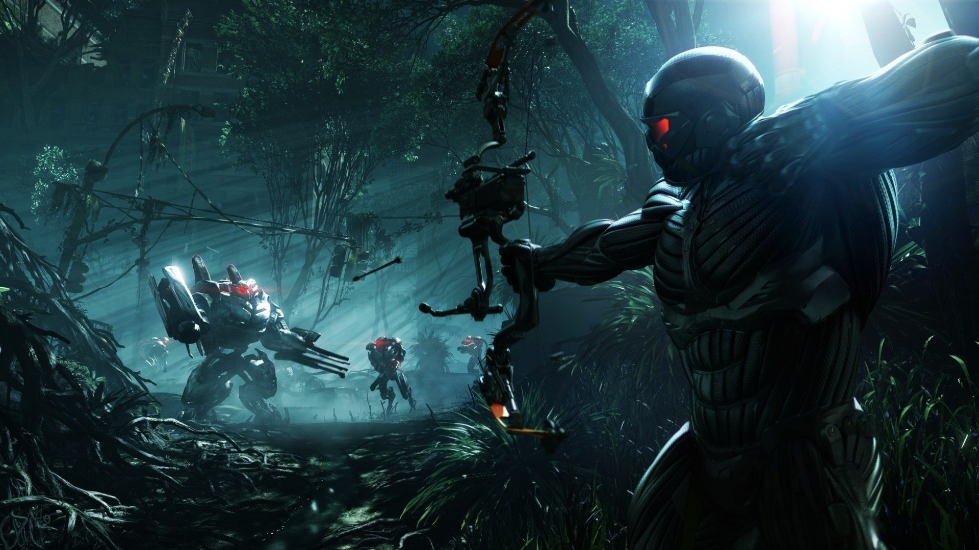 crysis 3 wallpaper 1600x900 wallpaper 808994