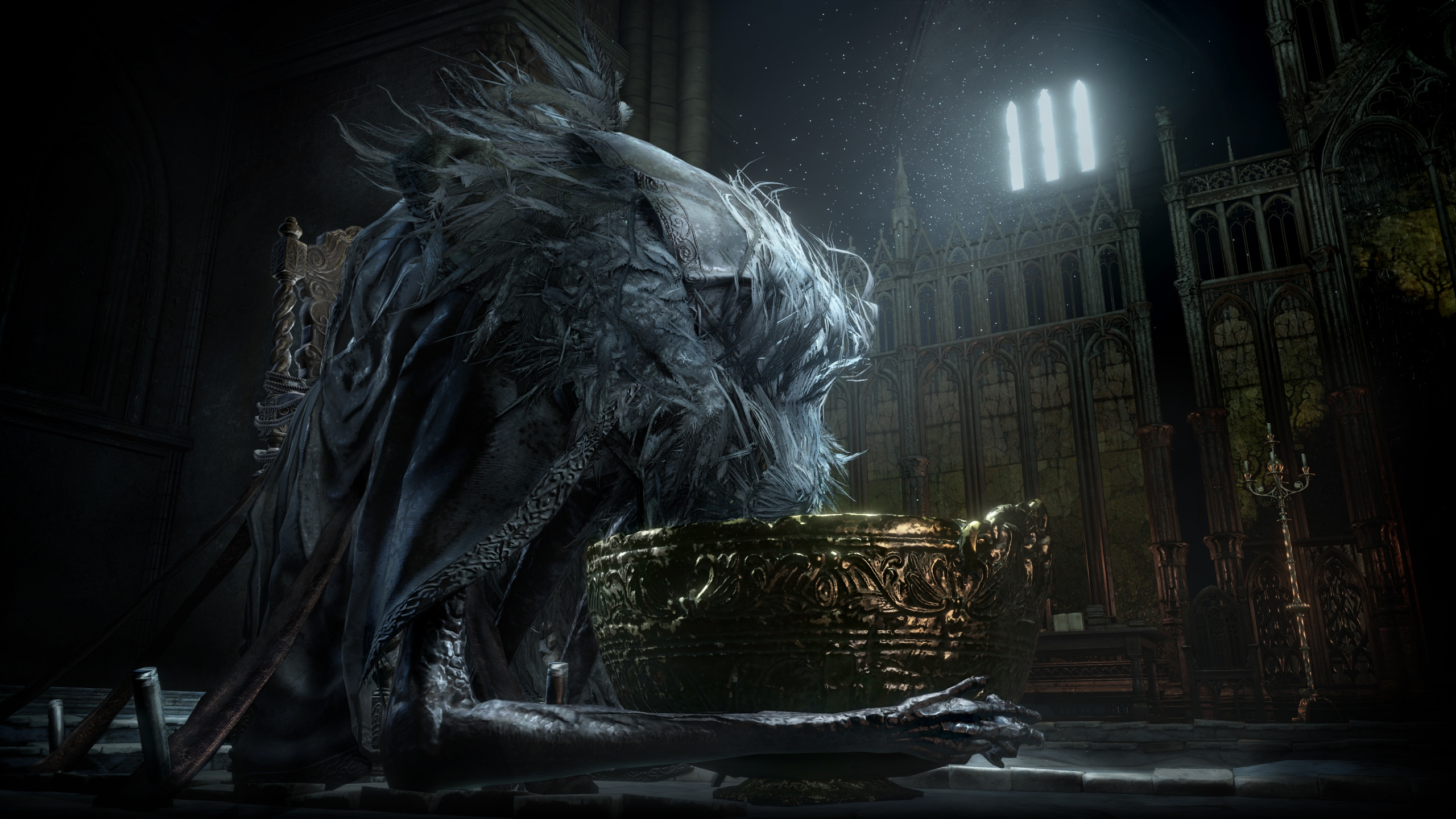 Dark Souls Iii Ashes Of Ariandel Dlc 2016 Wallpapers