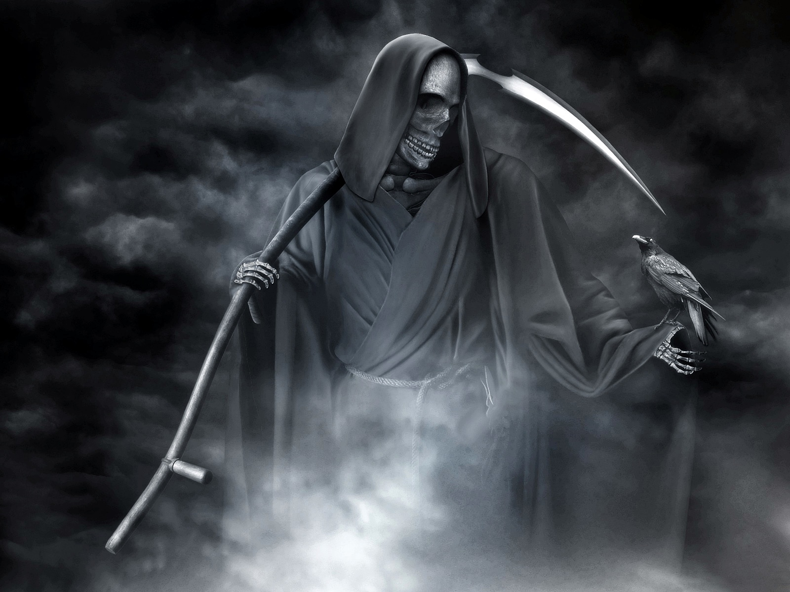 Close death grim reaper 1600 x 1200 close