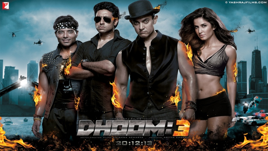 Dhoom: 3 (2013) HD Full New Hindi Movie Part 3/4 Watch Online