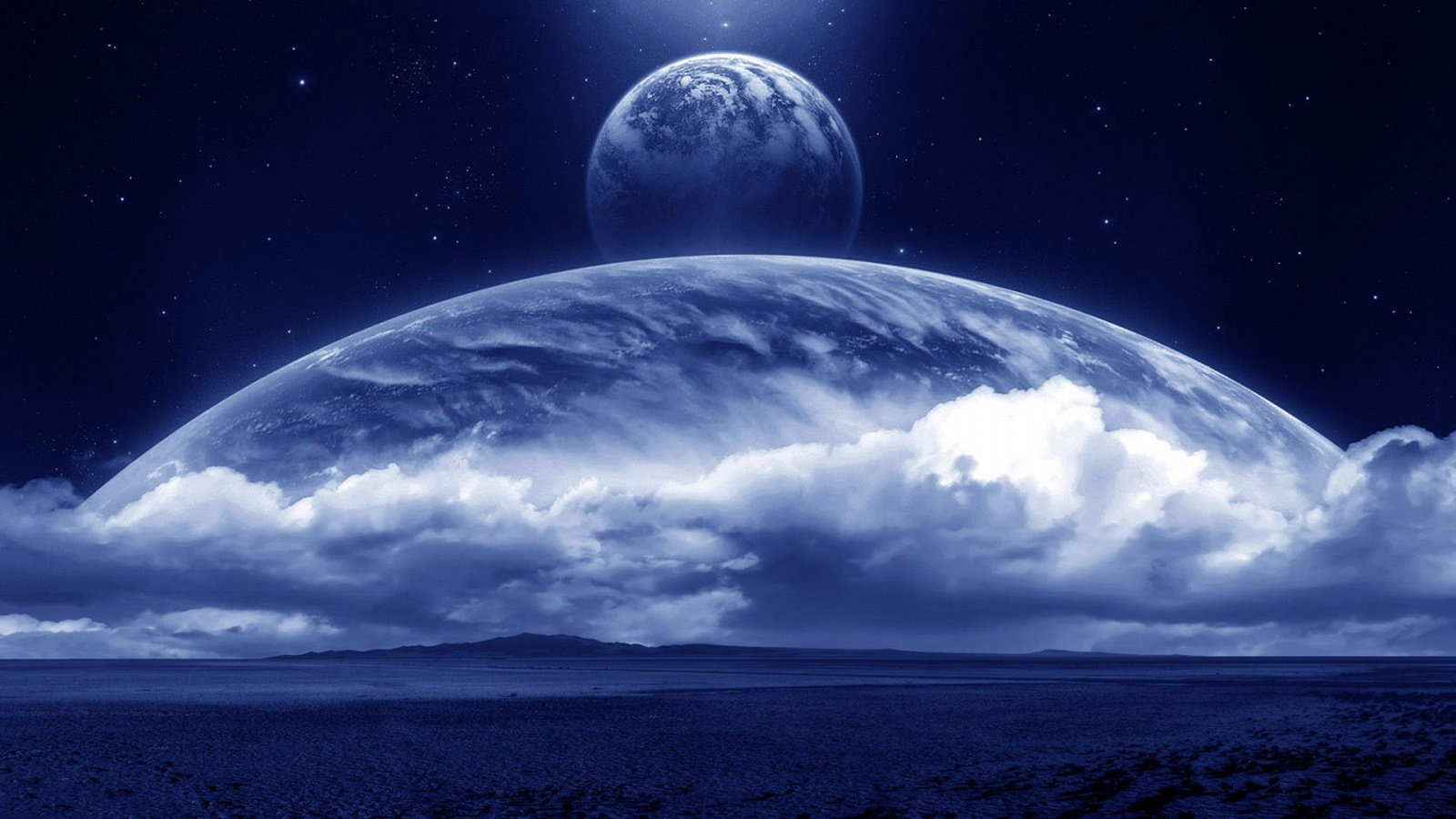 space wallpapers 1600x900 - photo #2