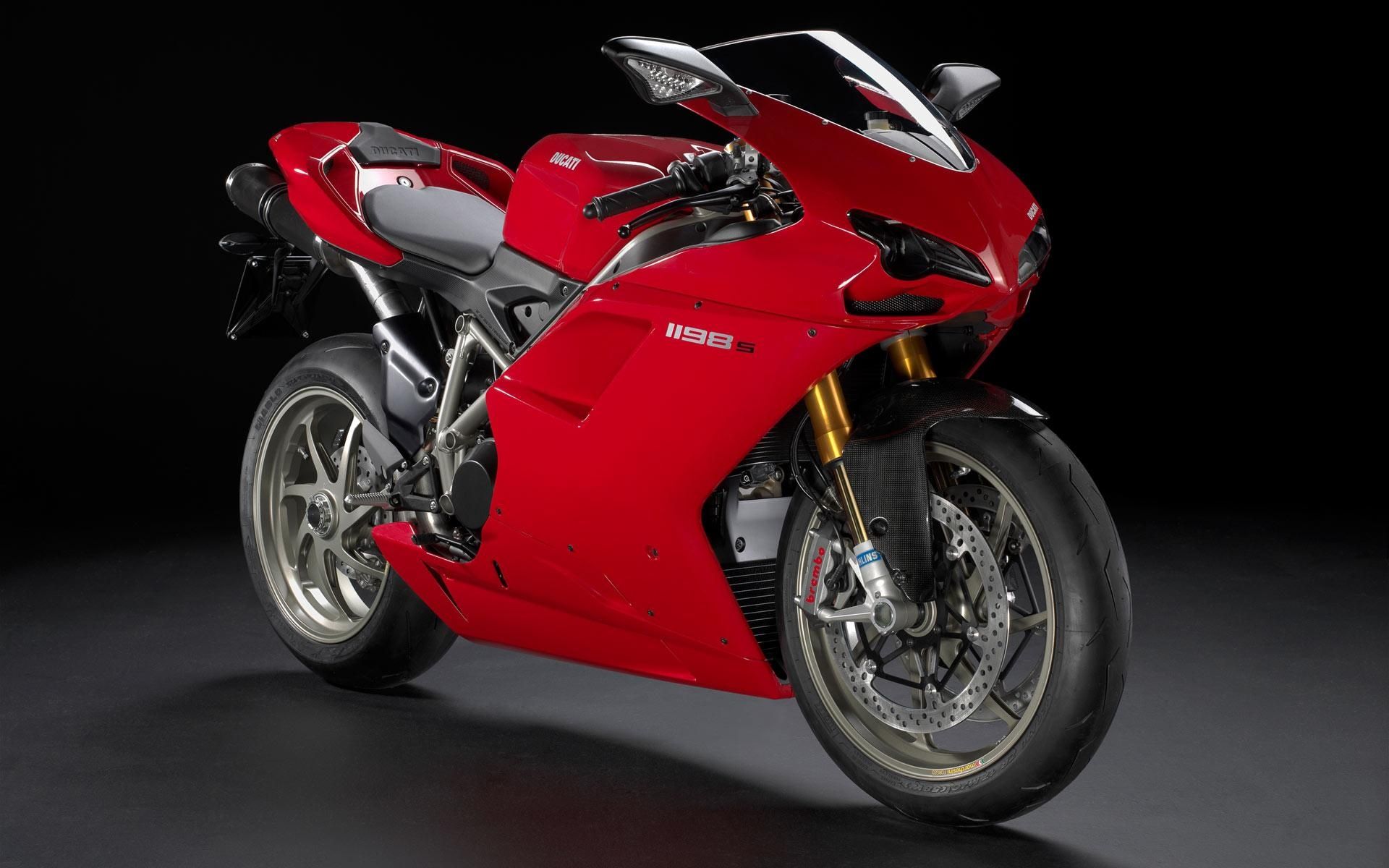 Ducati 1198S Red Wallpapers - 1920x1200 - 361302