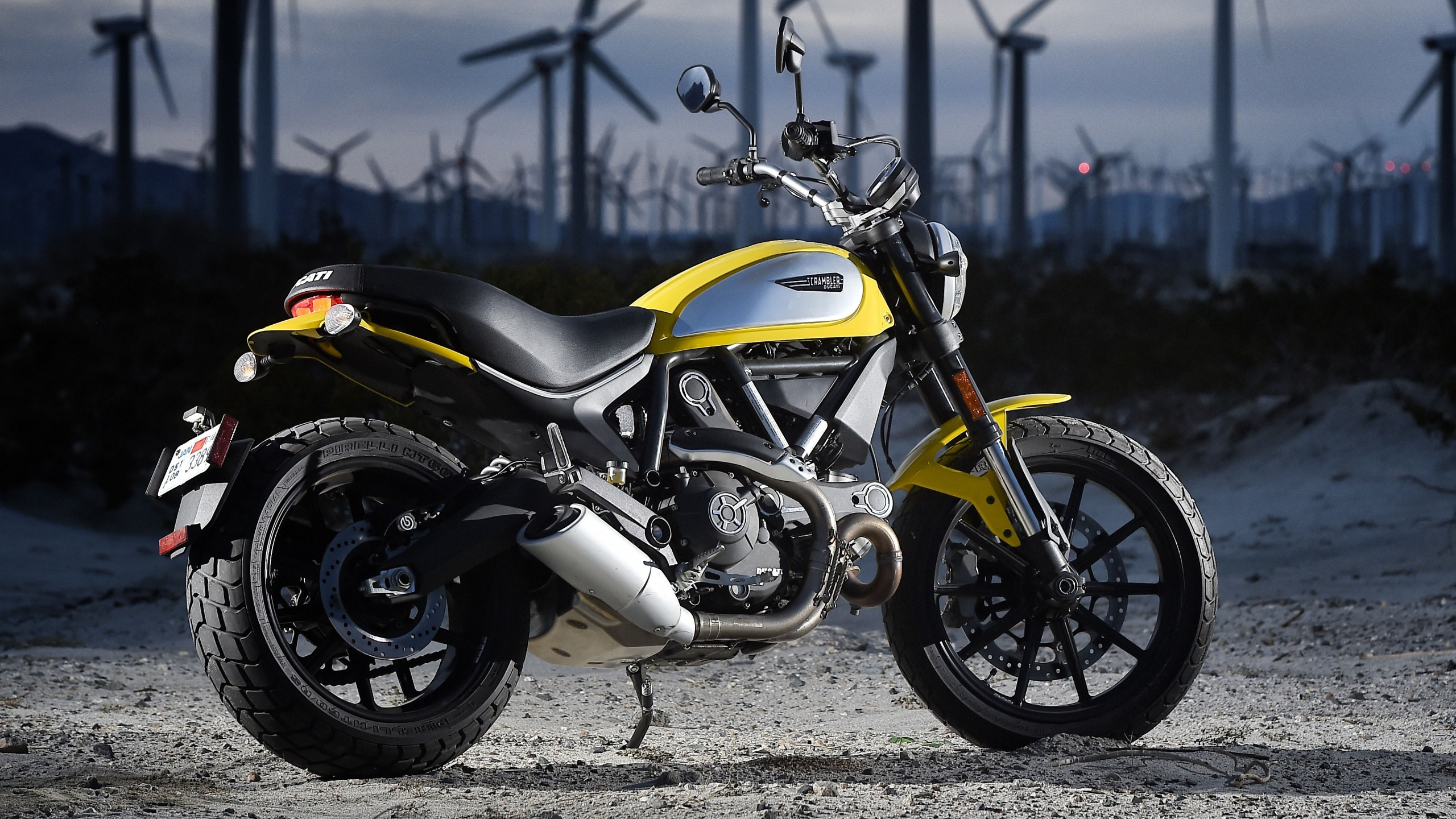 ducati scrambler icon test wallpapers - 2560x1440 - 1327490