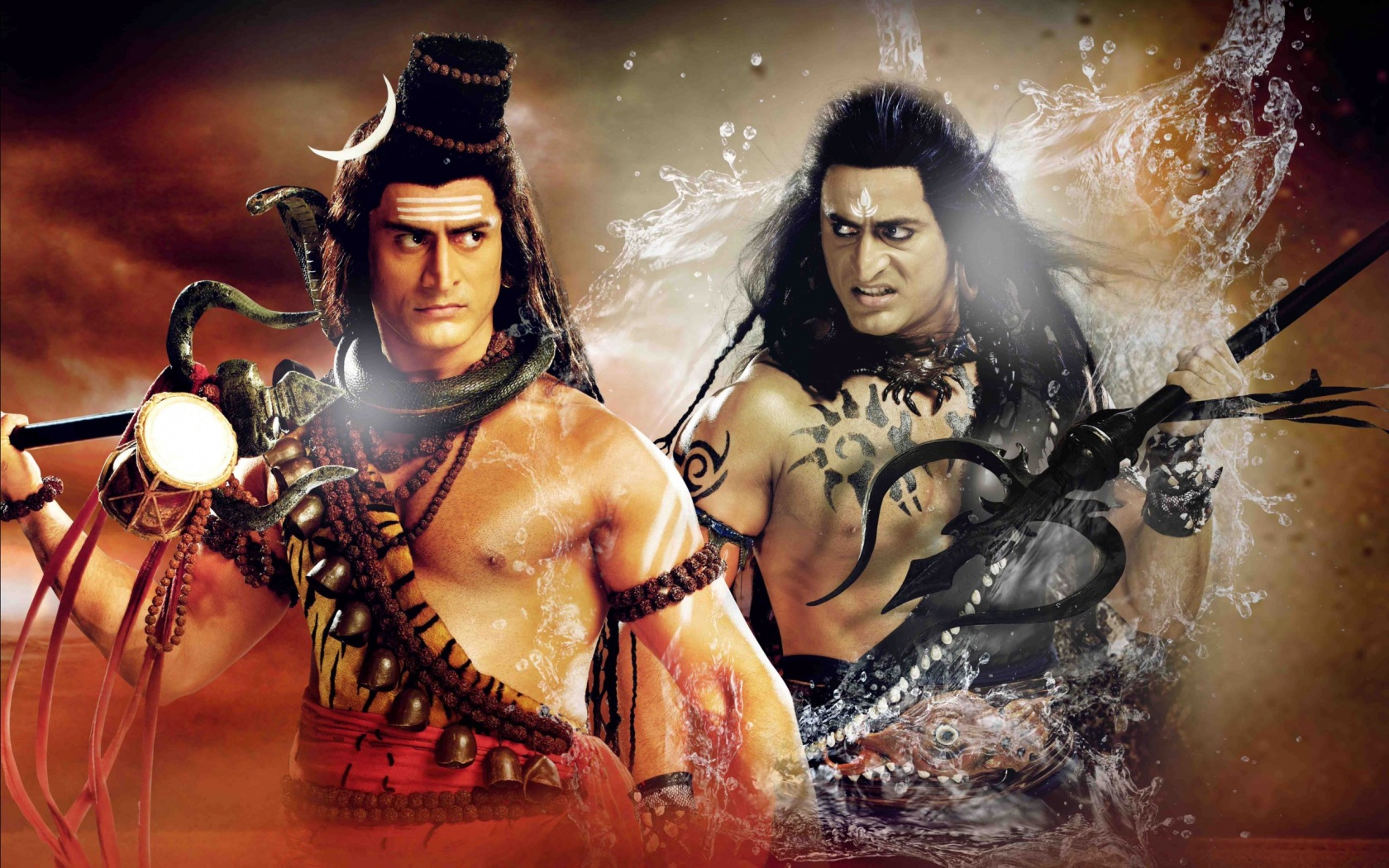 epic war on mahadev wallpapers   1680x1050   654612
