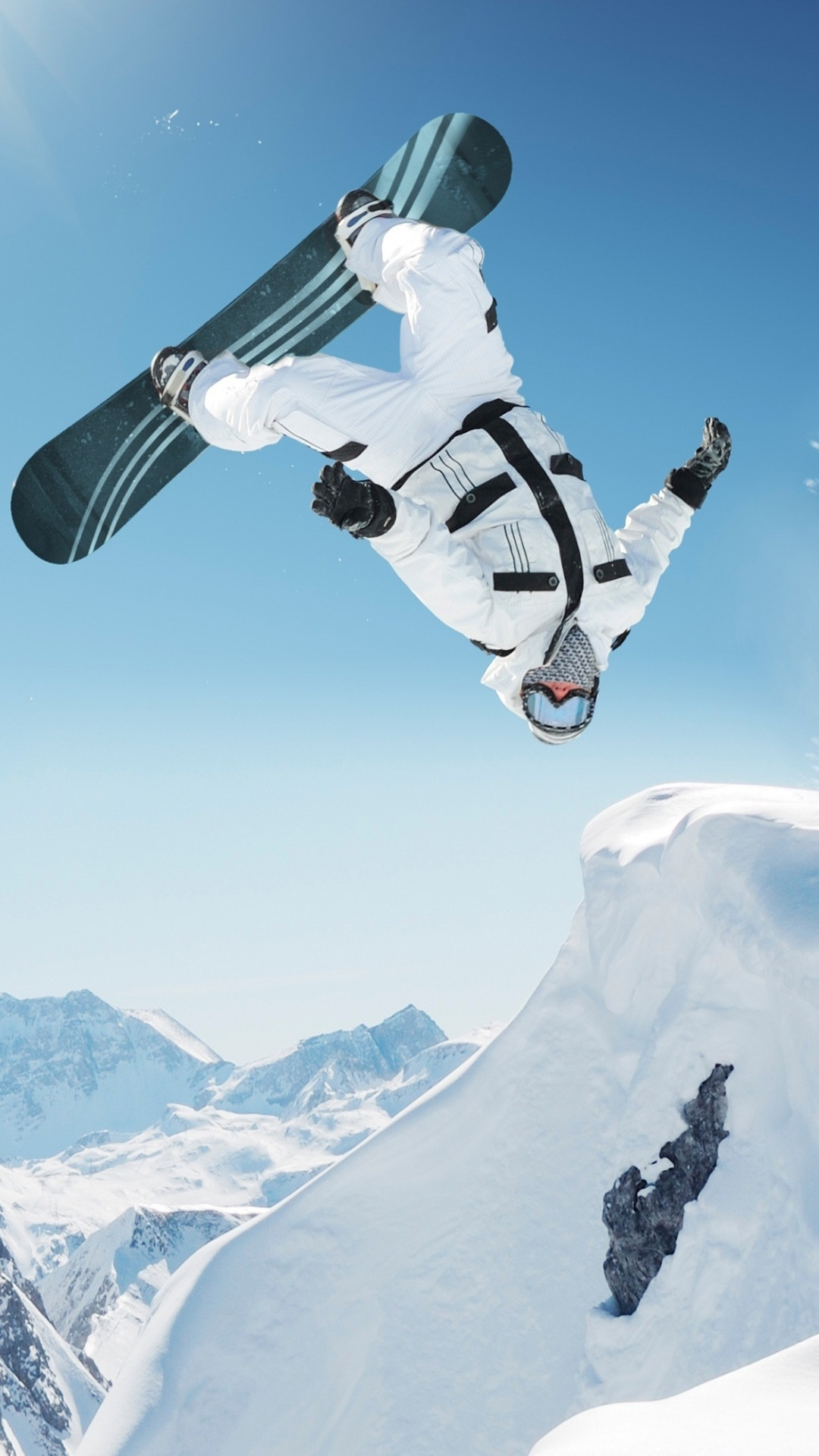 extreme snowboarding wallpapers - photo #9