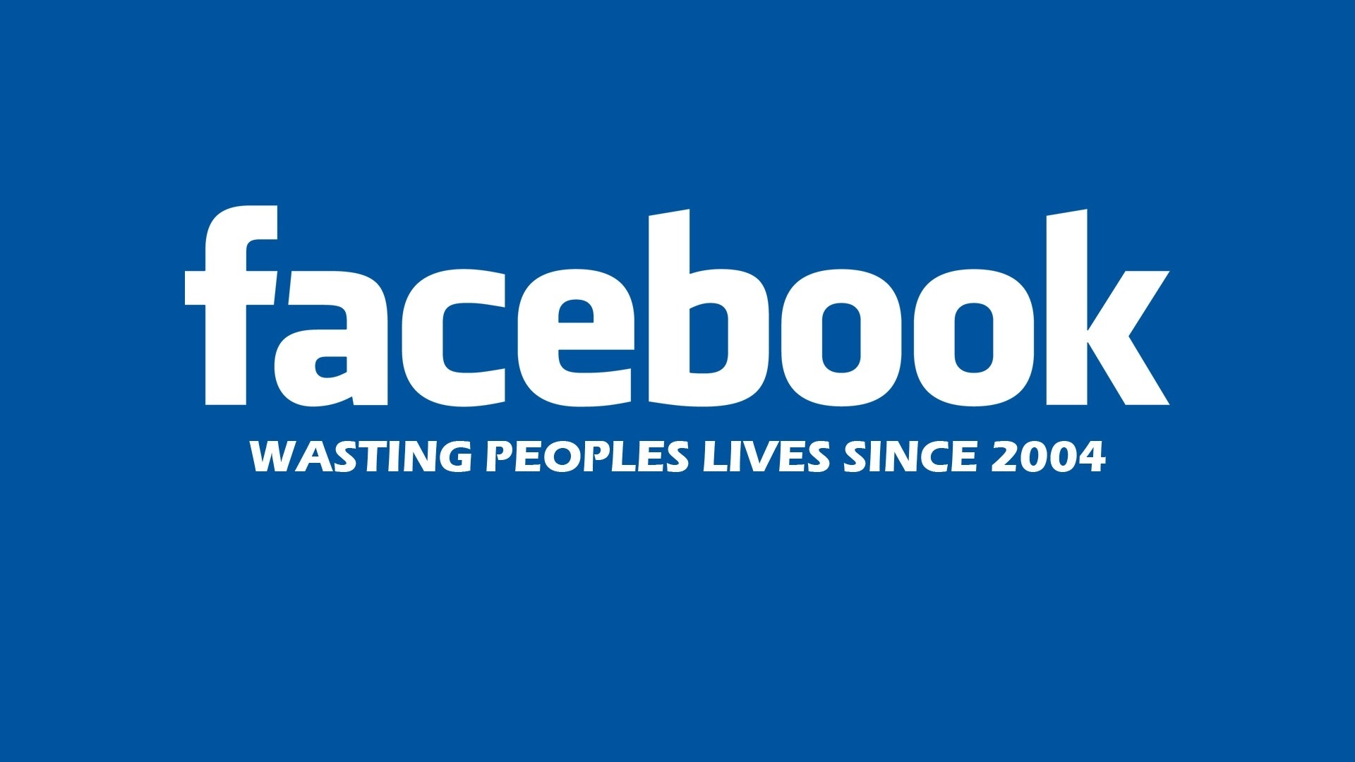 facebook wasting time wallpapers 1920x1080 122527