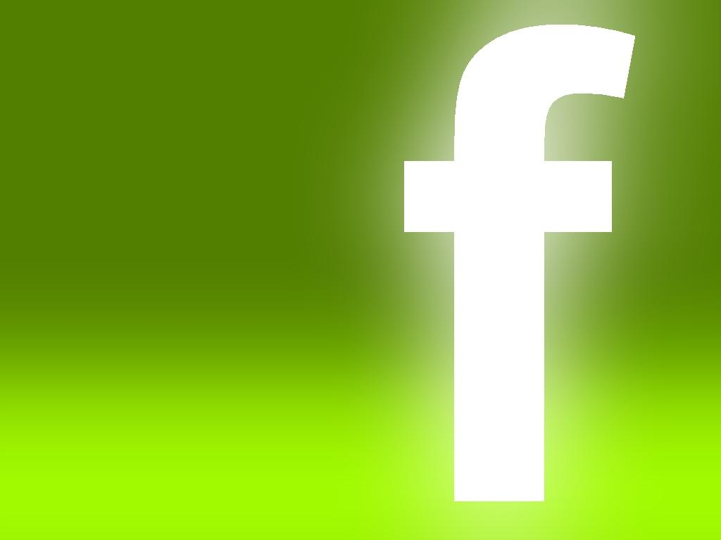 facebook green wallpapers 1024x768 40312