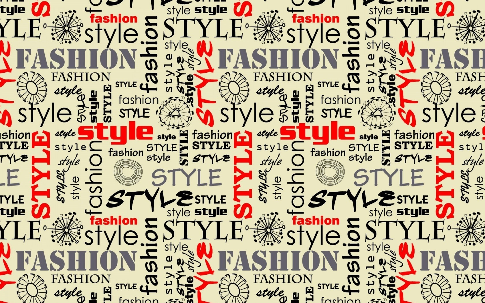fashion style words letters