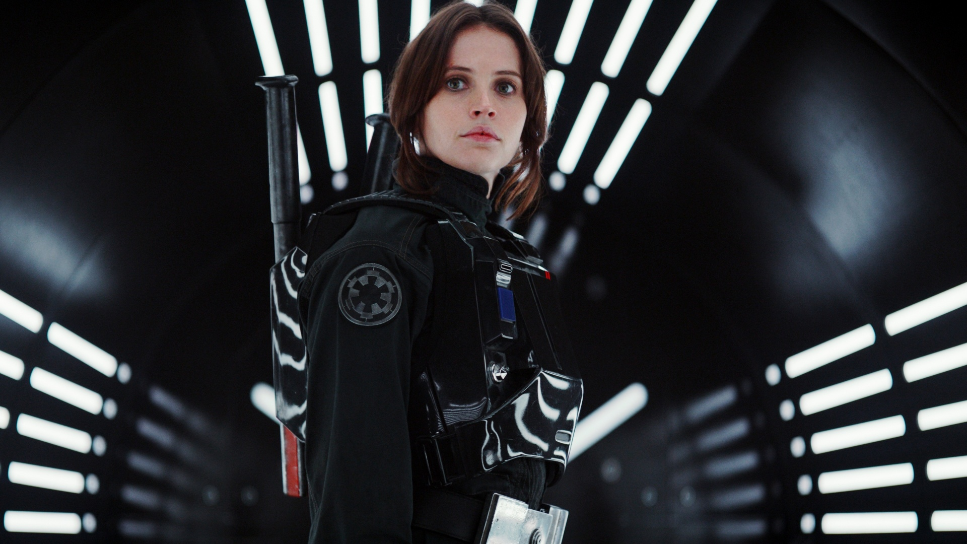 Felicity Jones Rogue One A Star Wars Story Wallpapers 1920x1080