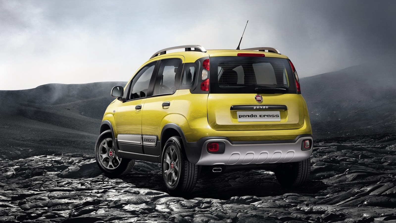 fiat panda cross 2014 wallpapers 1600x900 411586. Black Bedroom Furniture Sets. Home Design Ideas