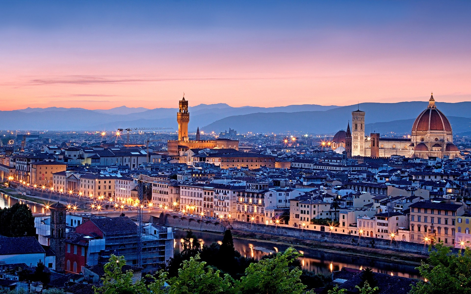 Florence italy wallpapers 1920x1200 1138191 for Italy wallpaper