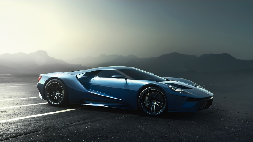 Ford GT 2020 Wallpapers - 852x480 - 96842