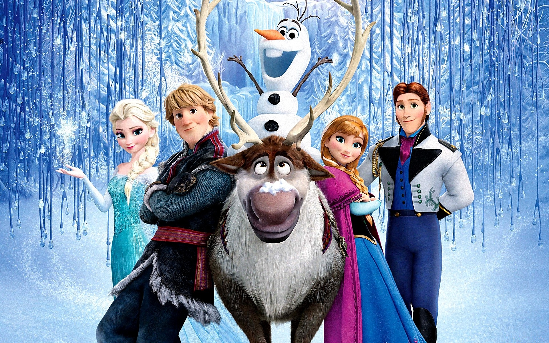 Frozen 2013 Animated Movie Wallpapers 1920x1200 1273402