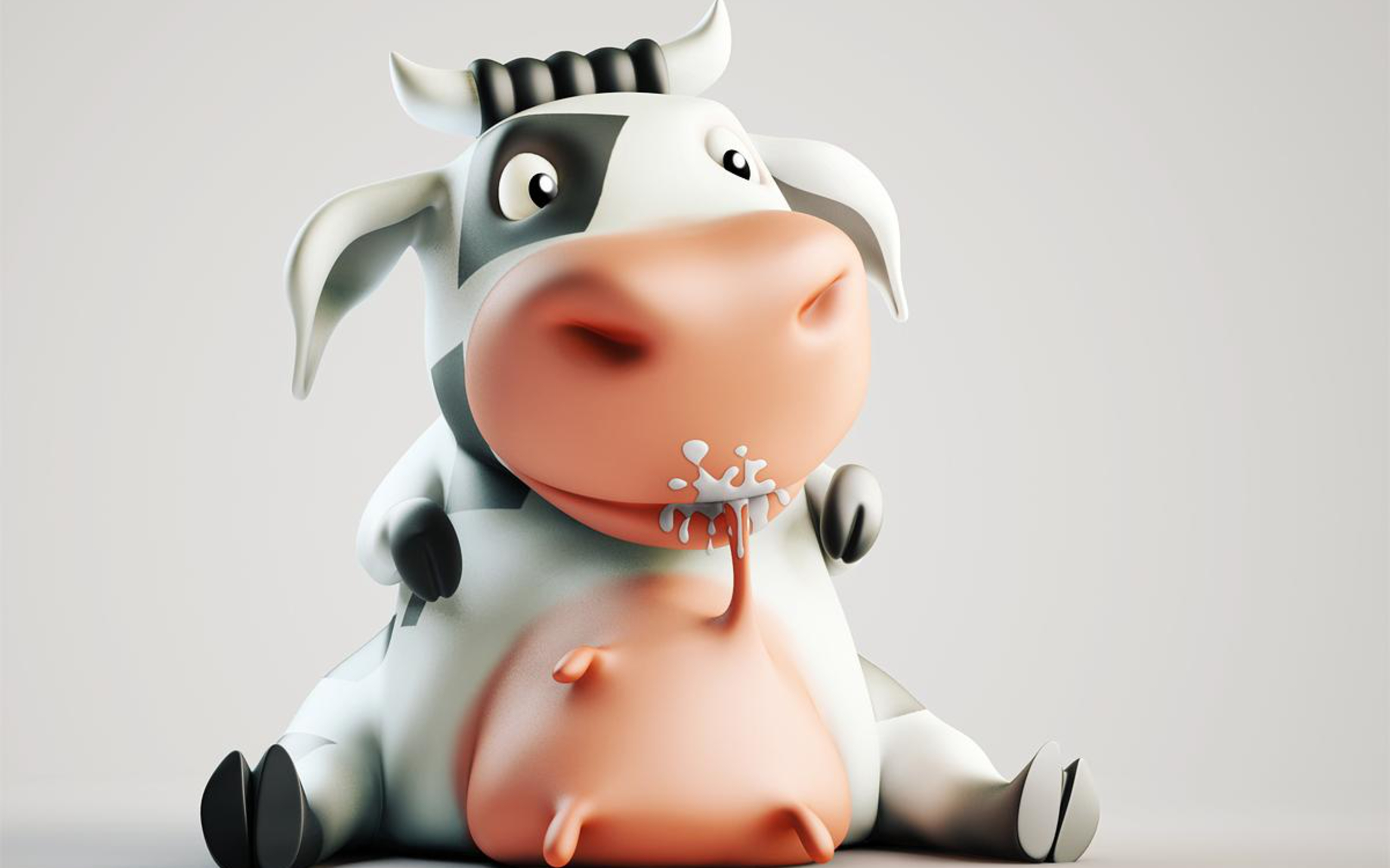 funny cow wallpaper - photo #30