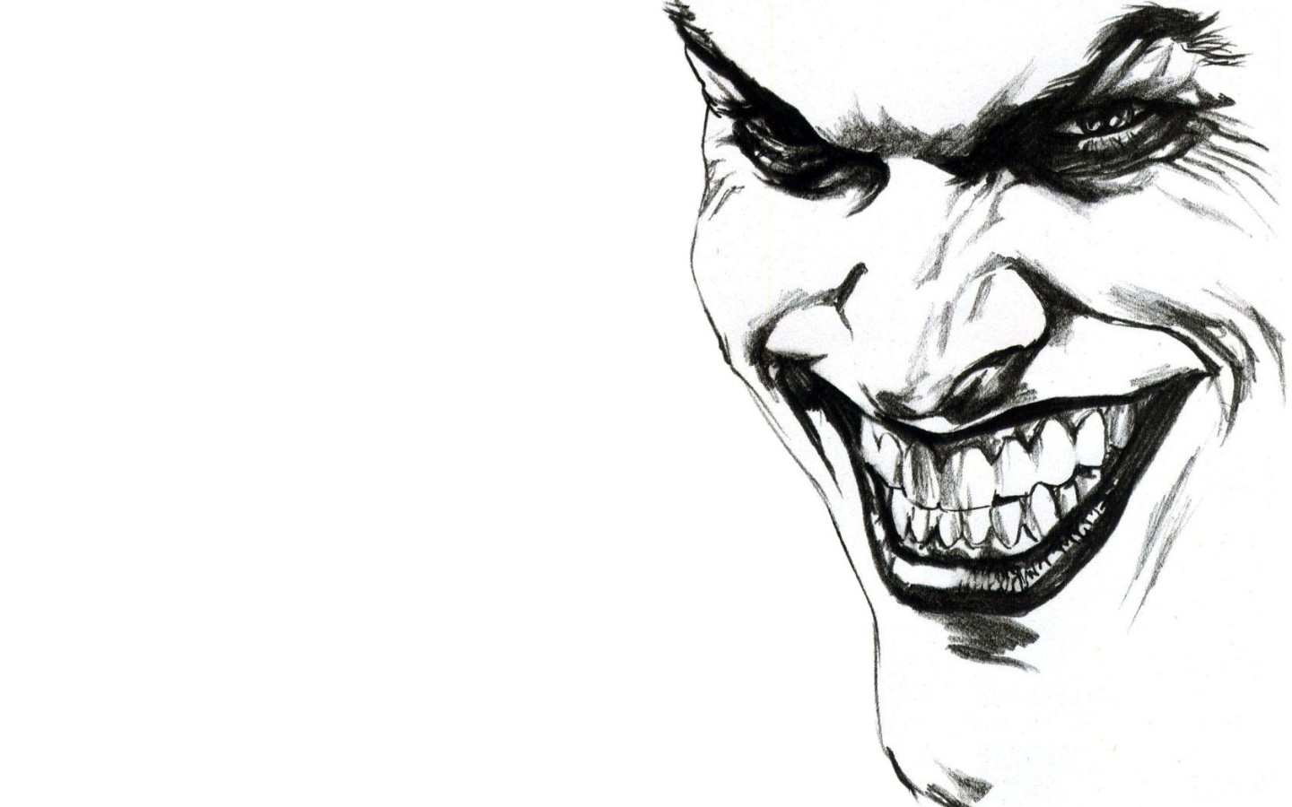Cool Joker Smile Wallpaper All HD Wallpapers