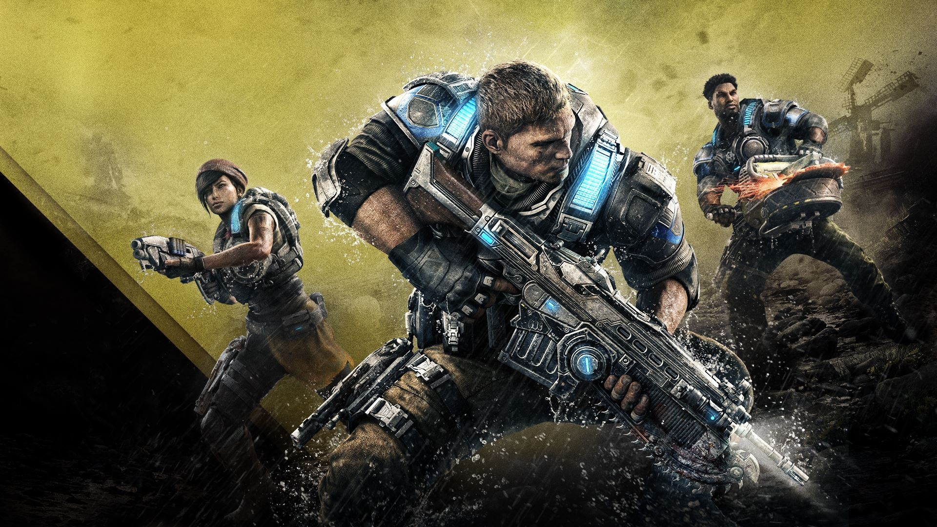 Gears Of War 4 Ultimate Edition Wallpapers 1920x1080 1030092